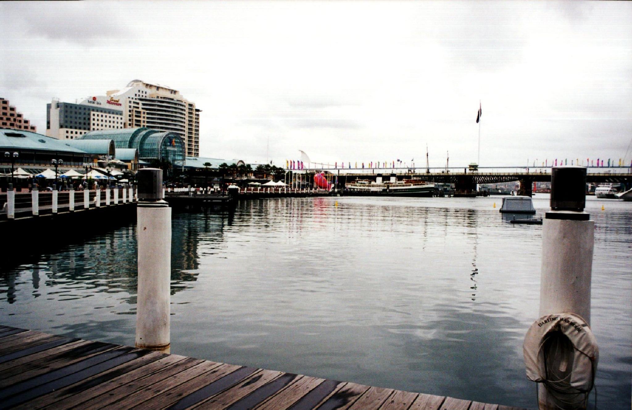Darling Harbour Sydney B  by cinzia.sawatzky