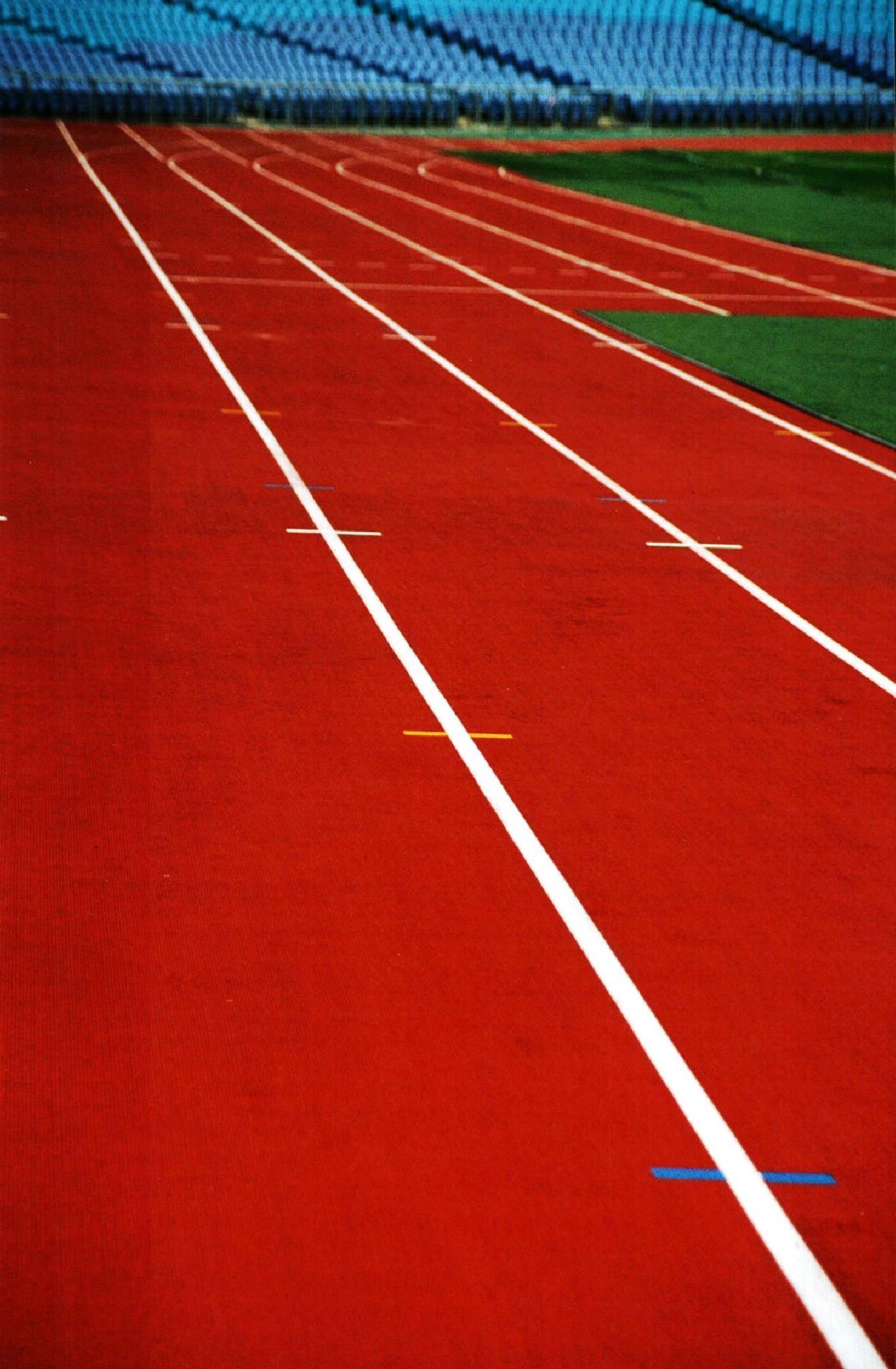 racetrack - Sydney Olympic Stadium by cinzia.sawatzky