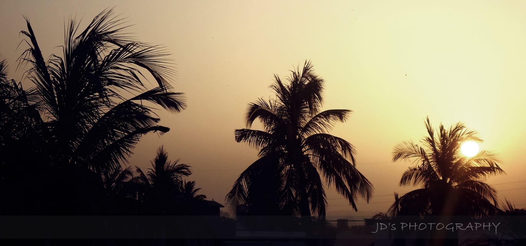 Sun-set (JD's Photography) by jawwad.khalil.16