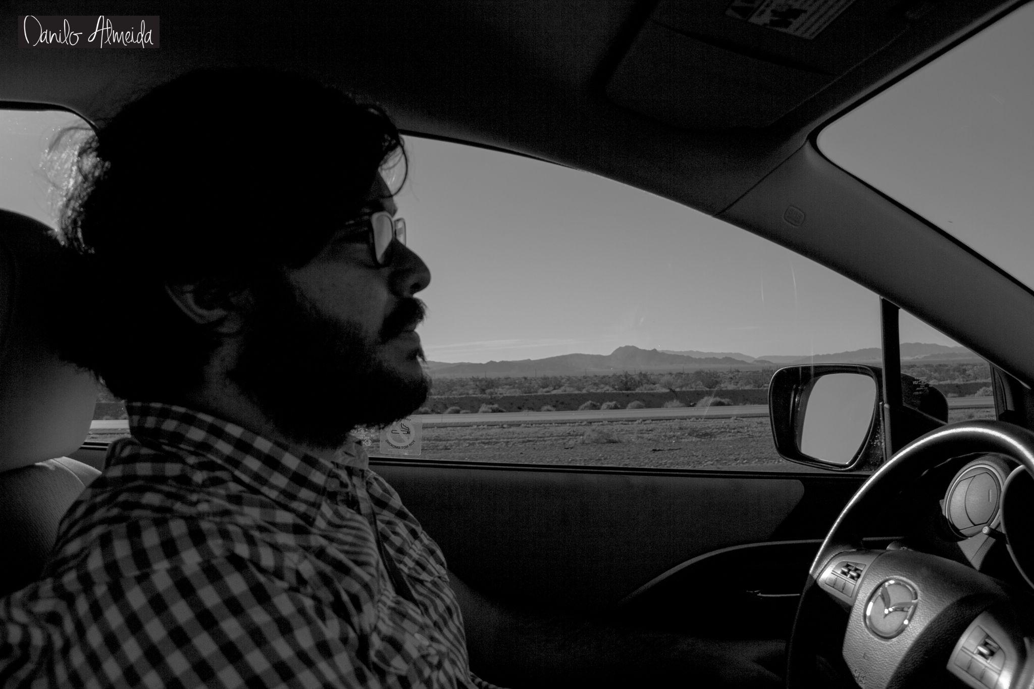 Driving by Danilo Almeida