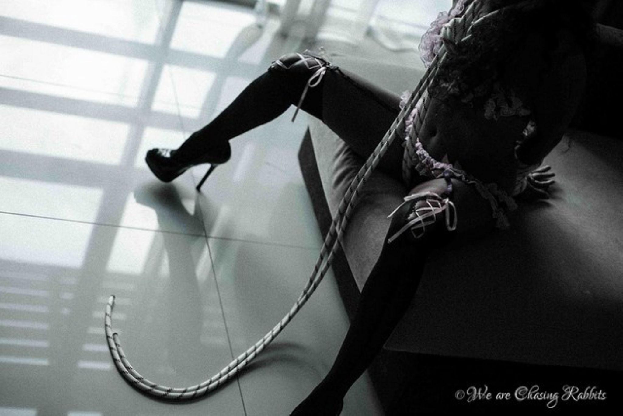 Tied up by iamaiza