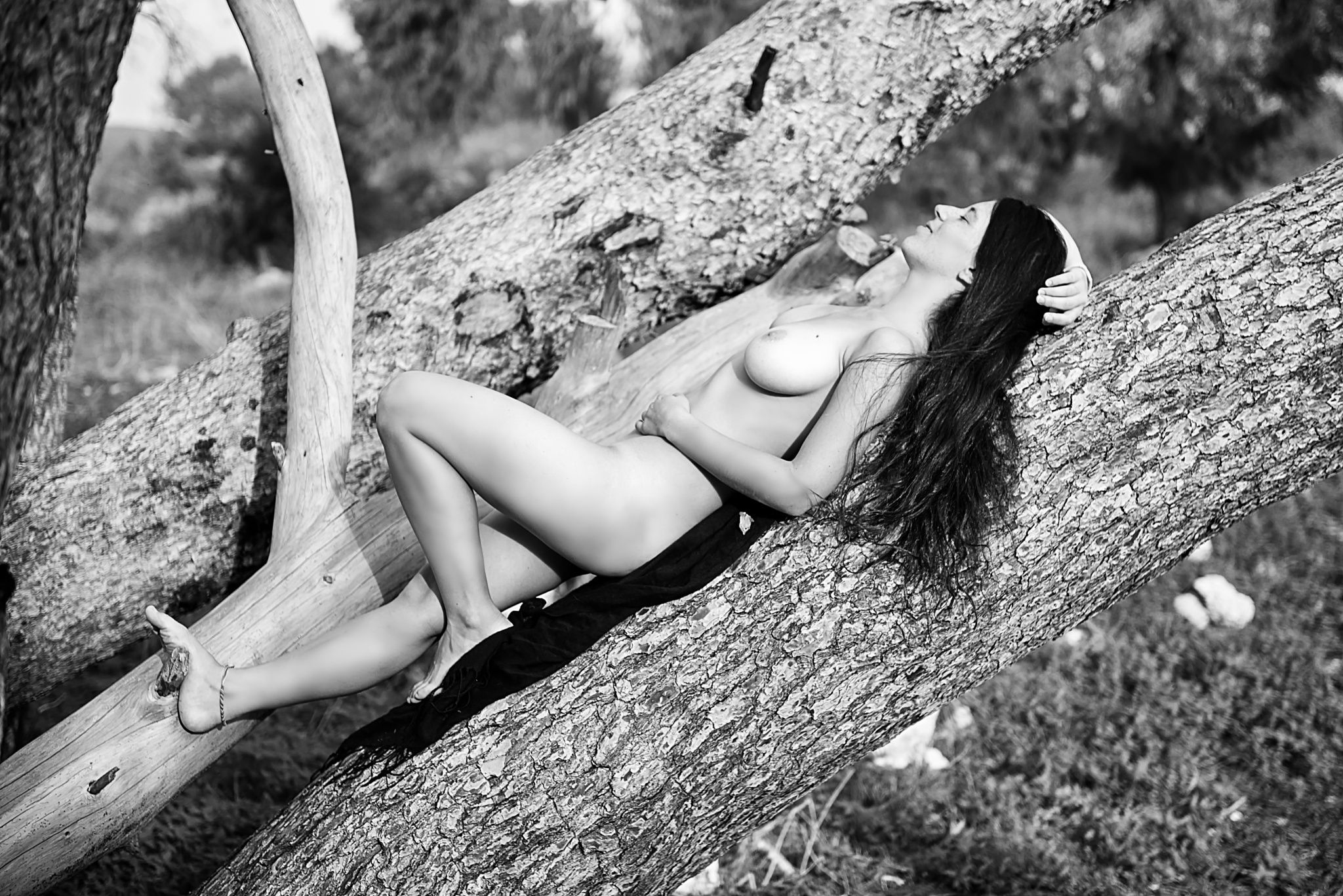merger by Moti fine art nude photography