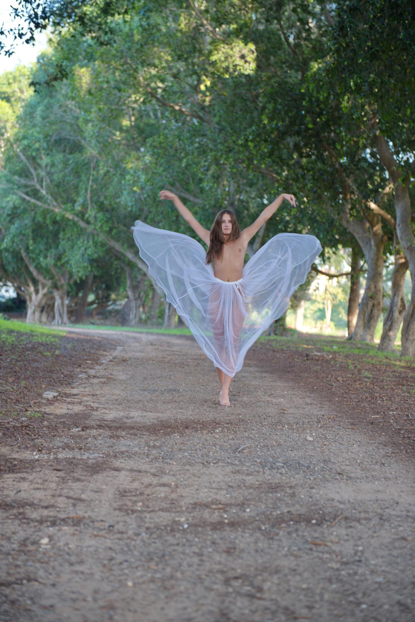 dance by Moti fine art nude photography