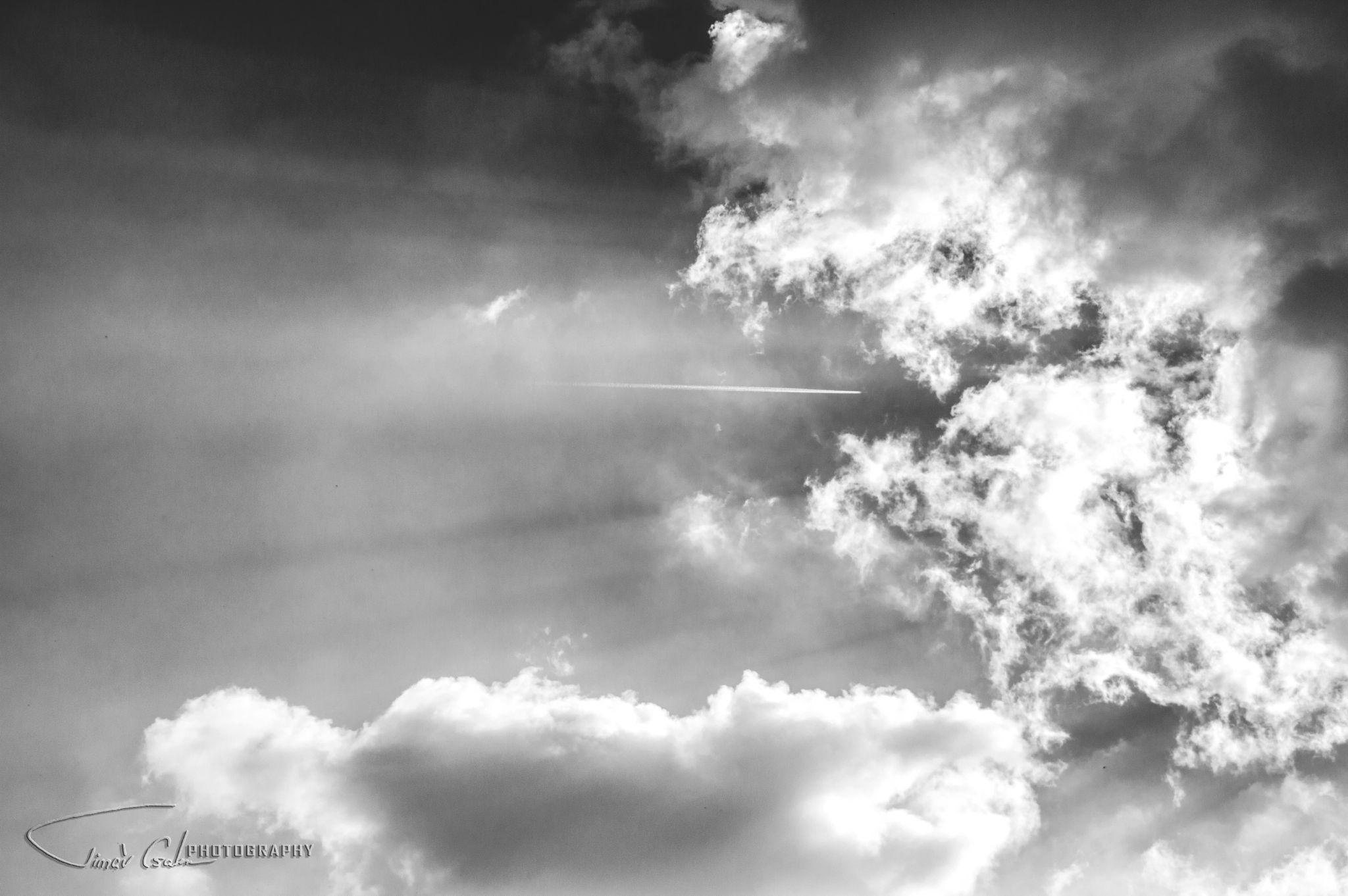 Direction toward the Sun by Csaba Timár photography