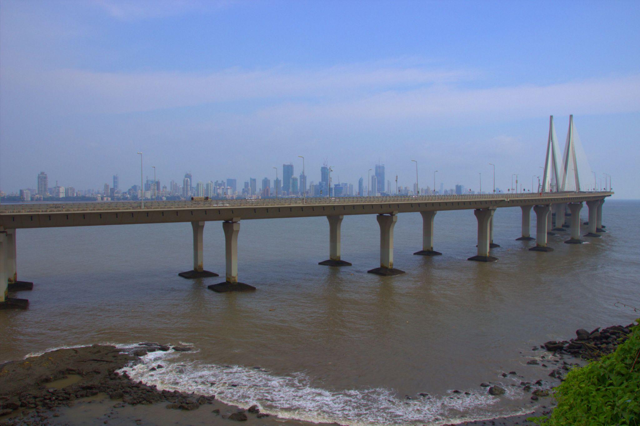 City of Mumbai, Well most of it :P by Dineshnath Baluchamy