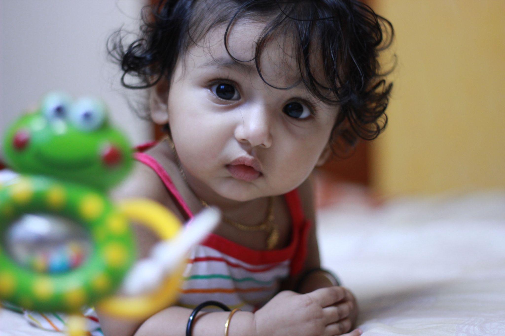 Lil Angel :) by Dineshnath Baluchamy