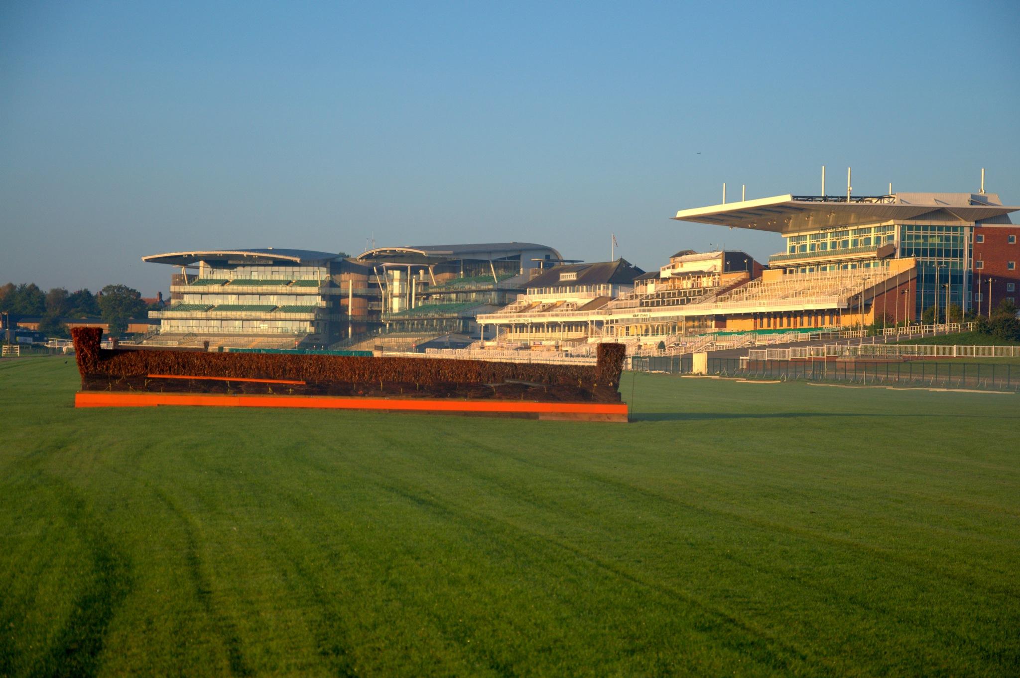 Aintree Racecourse Liverpool by MacMcNamee