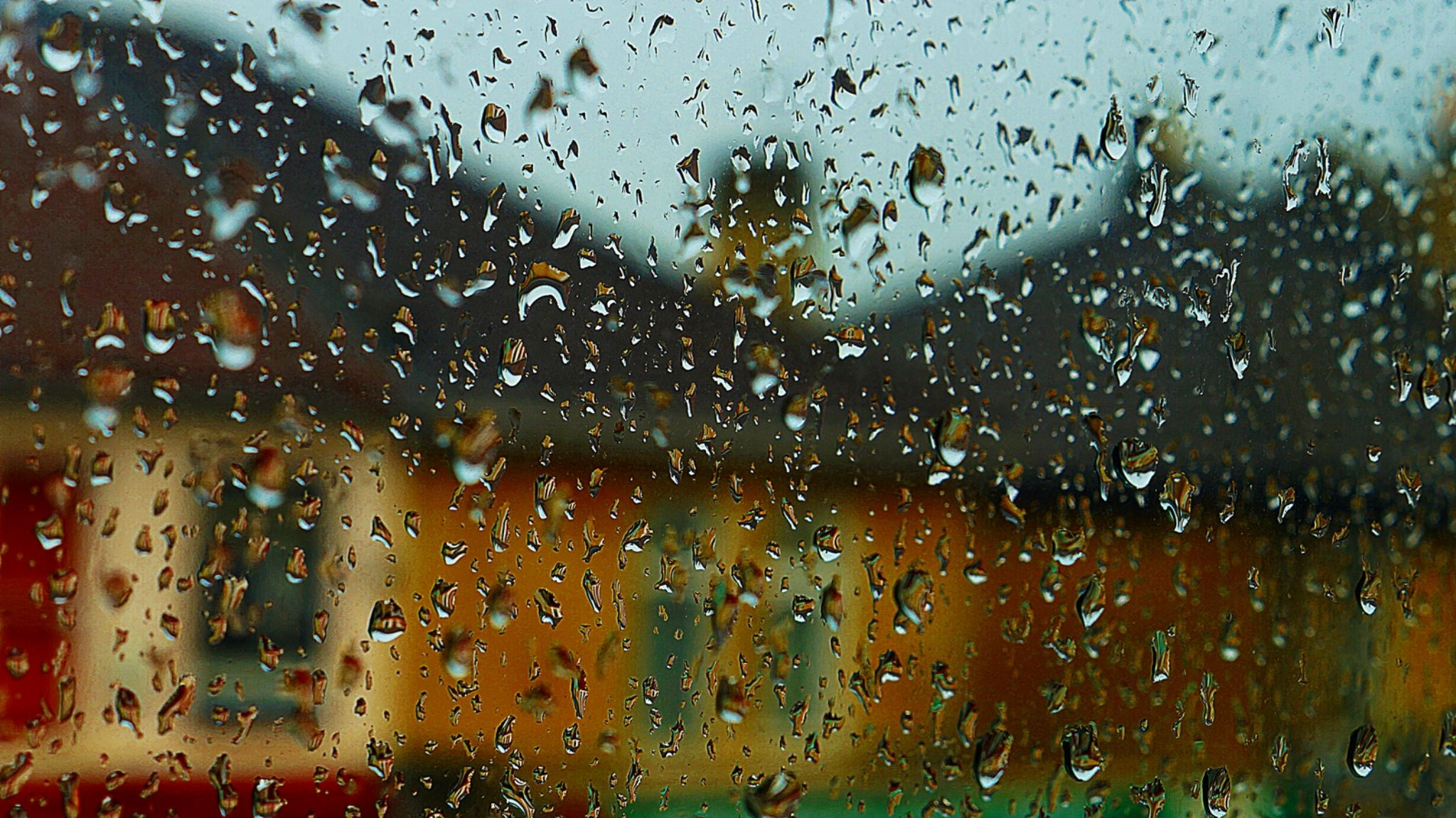 rain by Kamil Gaweł