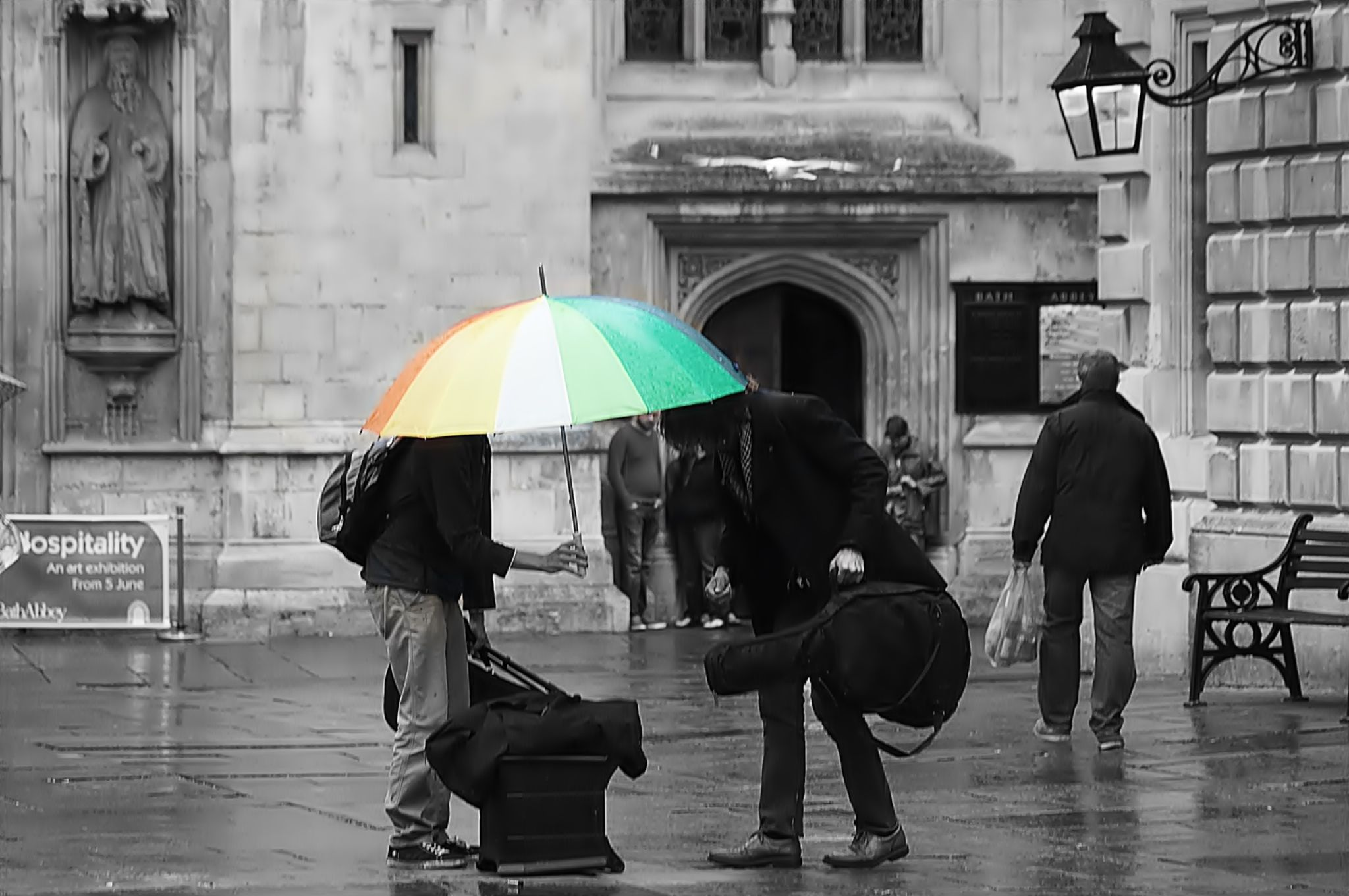 umbrella by Kamil Gaweł