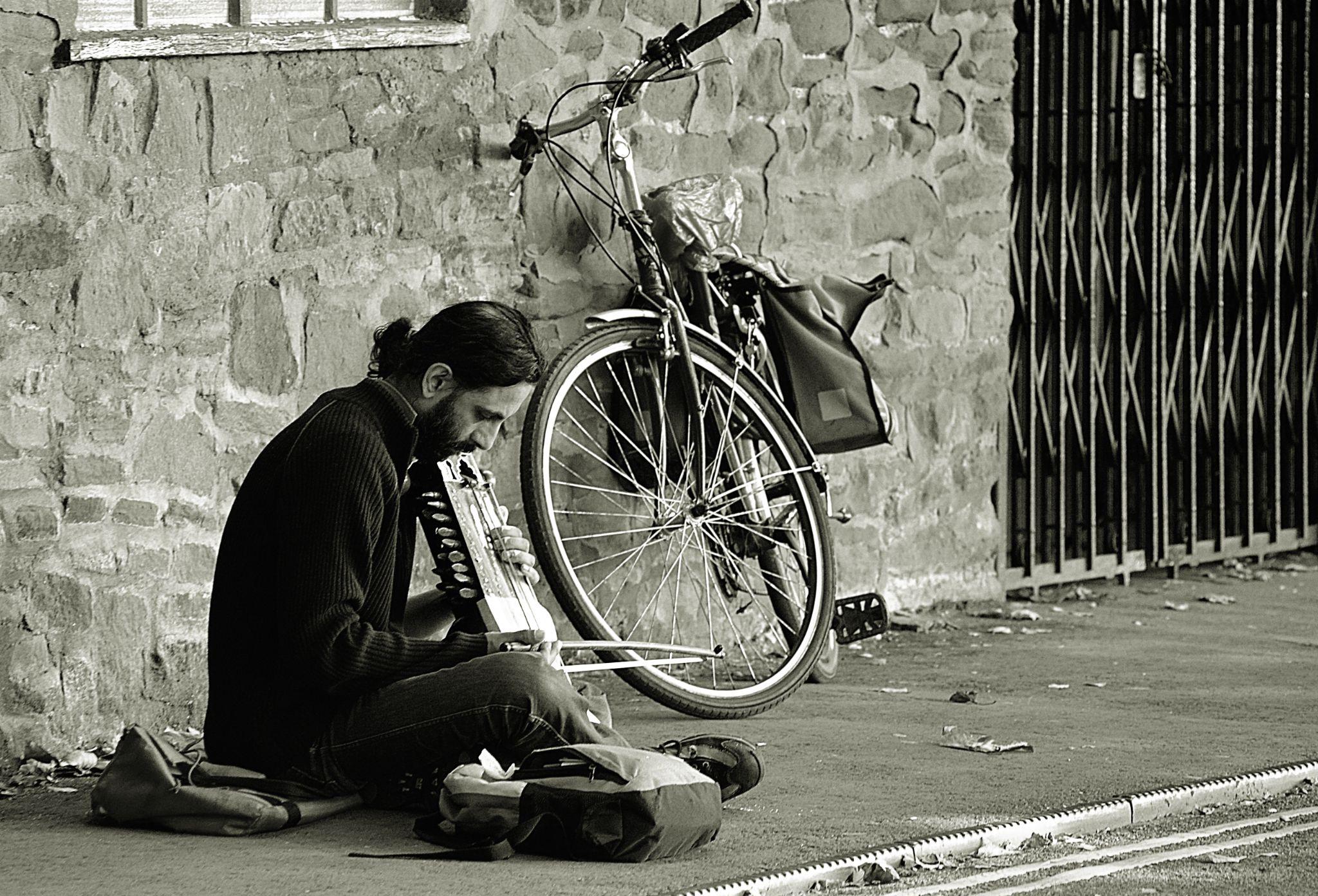 street music by Kamil Gaweł