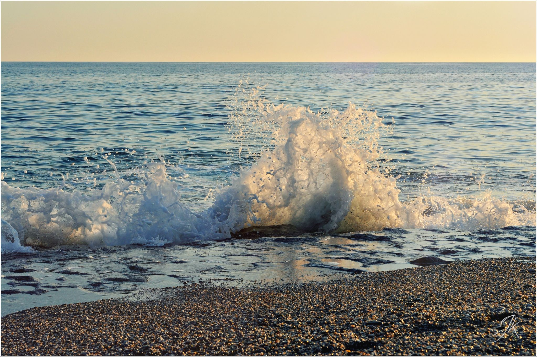 Sea by JK Photography