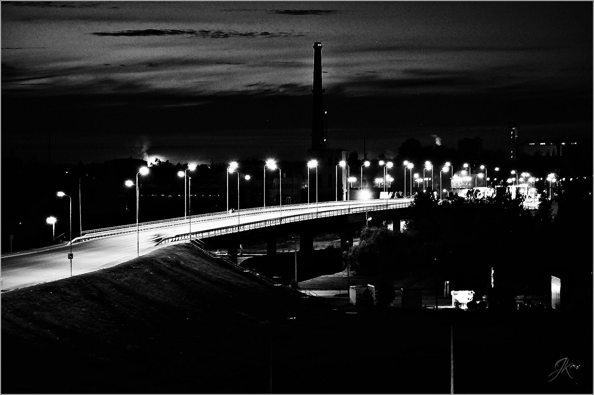 City lights by JK Photography
