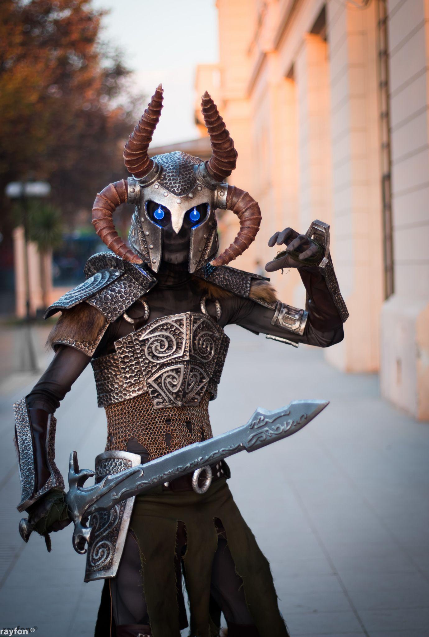 Skyrim Armor by Rainiero Barra
