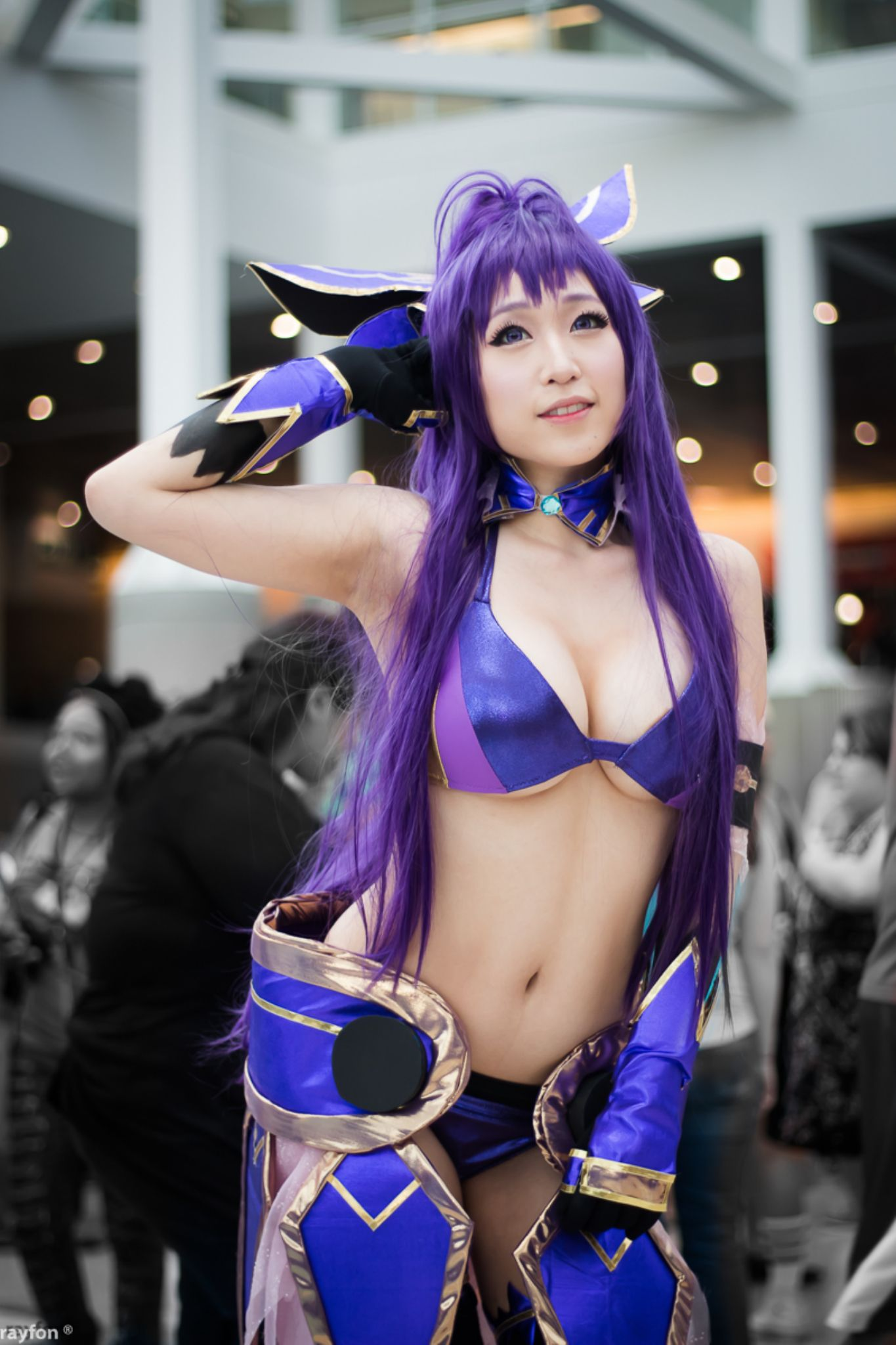 Cosplay at Anime Expo 2014 by Rainiero Barra
