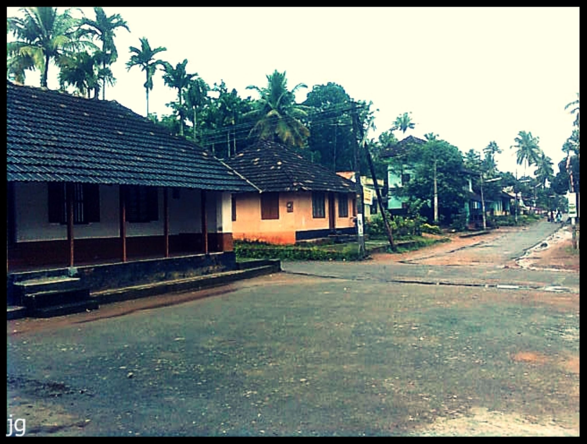 Village area in Gods Own Country (Kerala,India) by Jg Mobile Photography