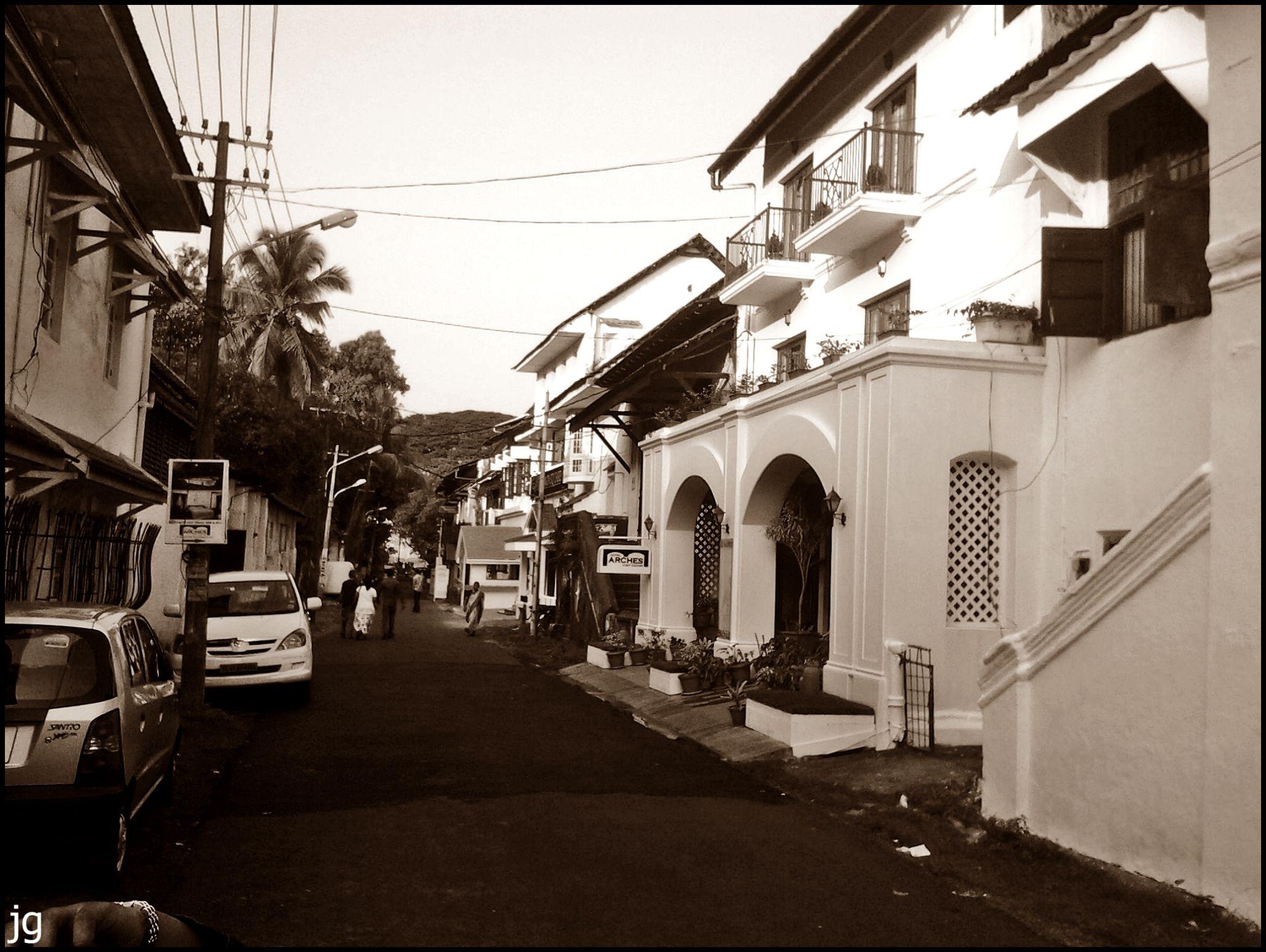 Cochin,Kerala,India by Jg Mobile Photography