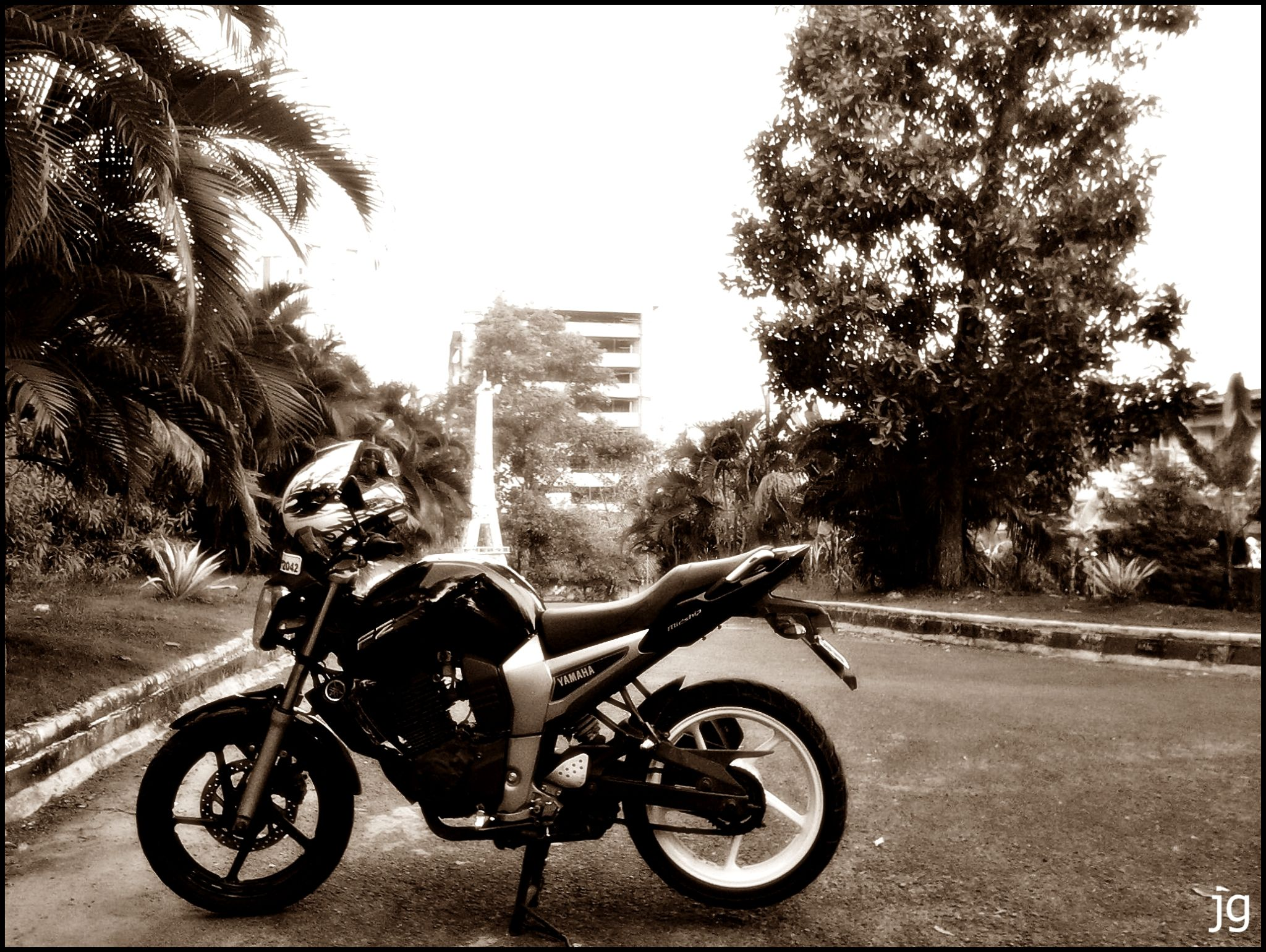 Waiting for next ride :) by Jg Mobile Photography