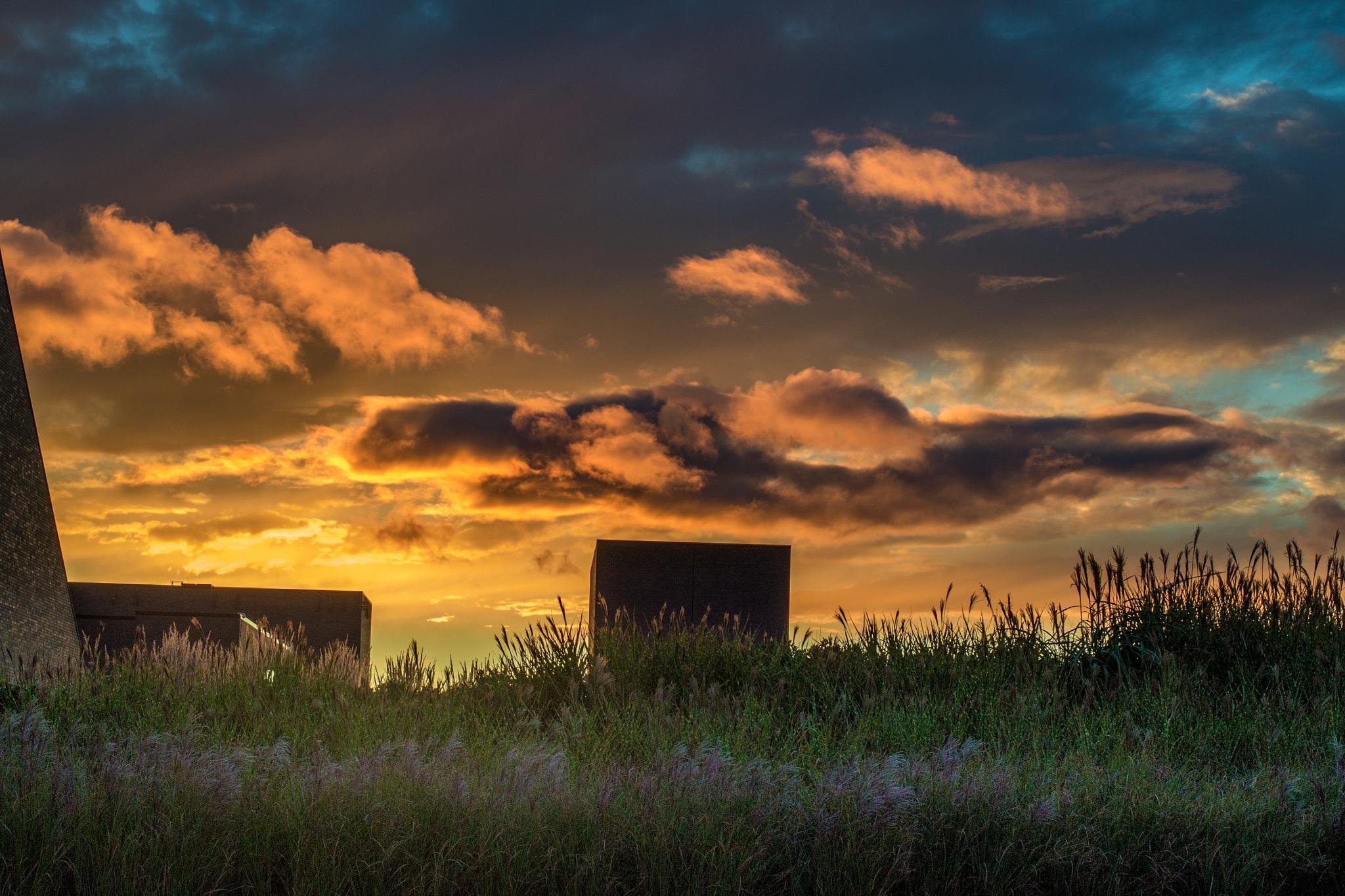 Sunset by jialian.lin