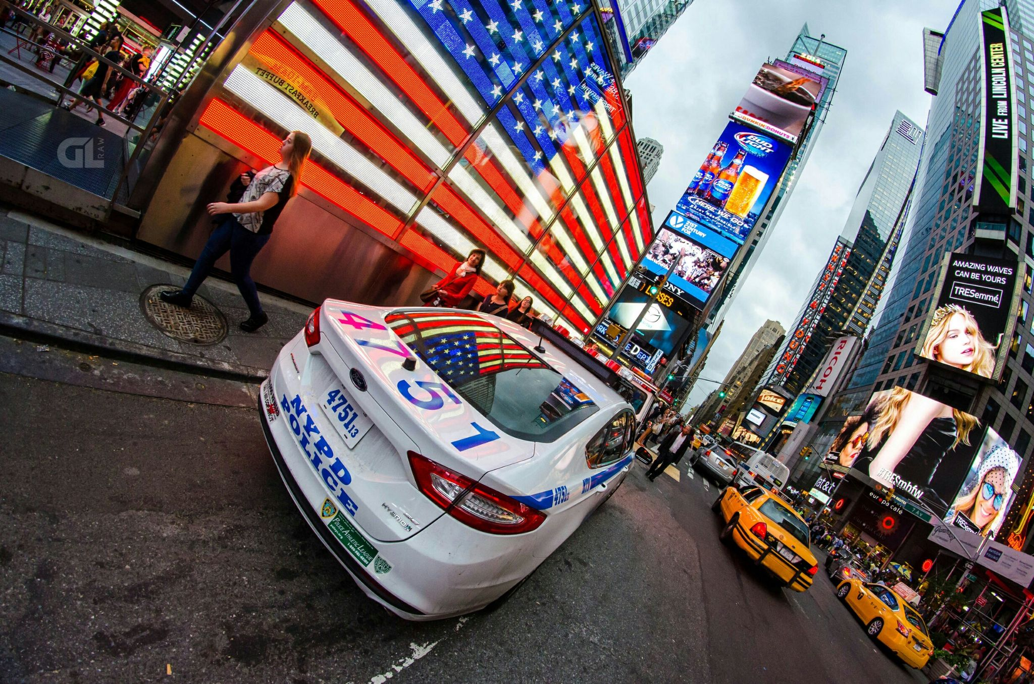 NYPD 4751 by GL Photography