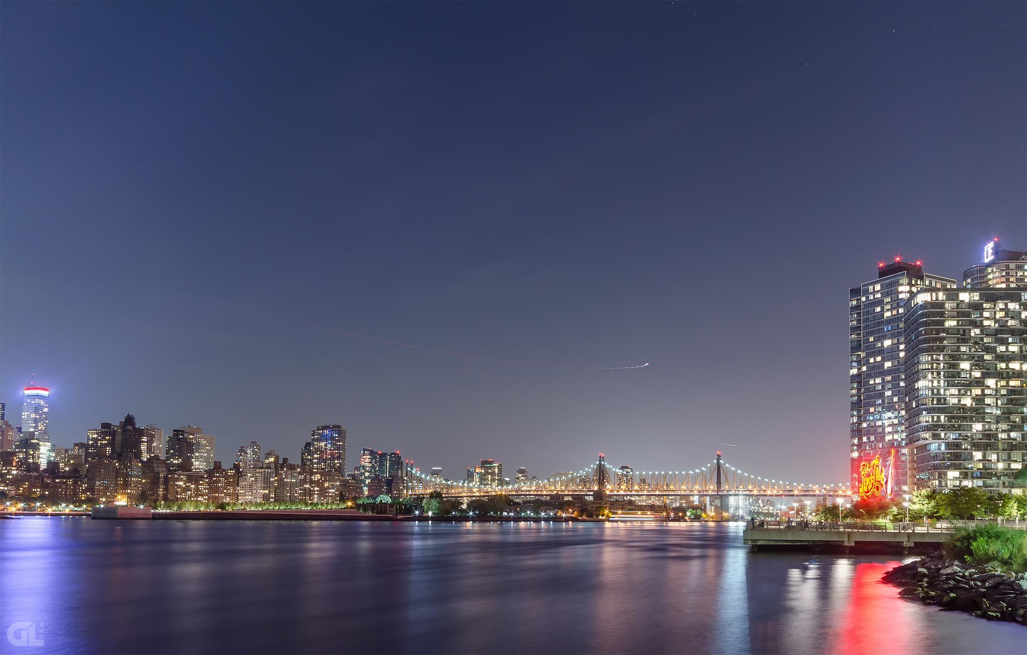 Ed Koch Queensboro Bridge by GL Photography