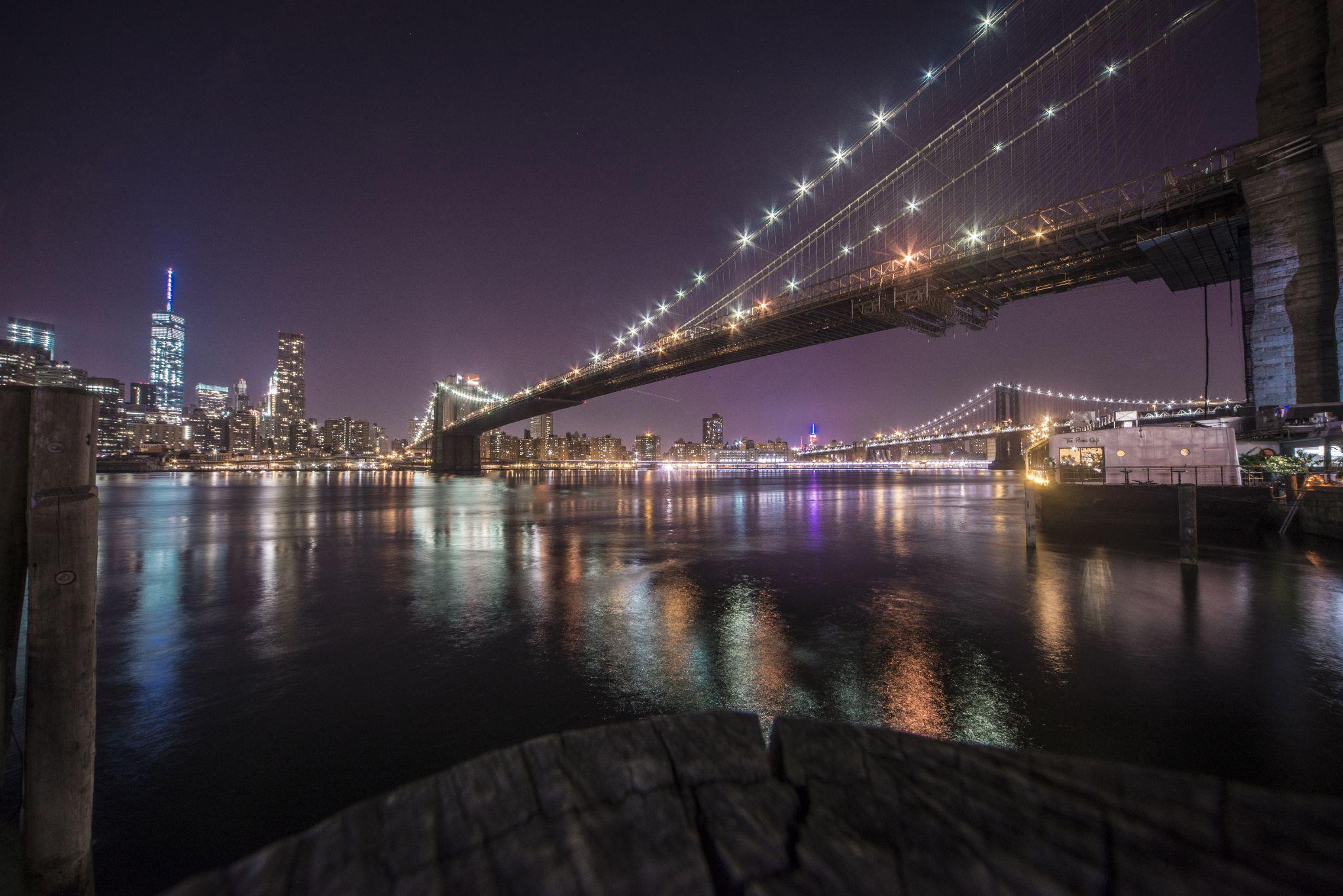 NYC Brooklyn Bridge by Elisa Escamilla photography