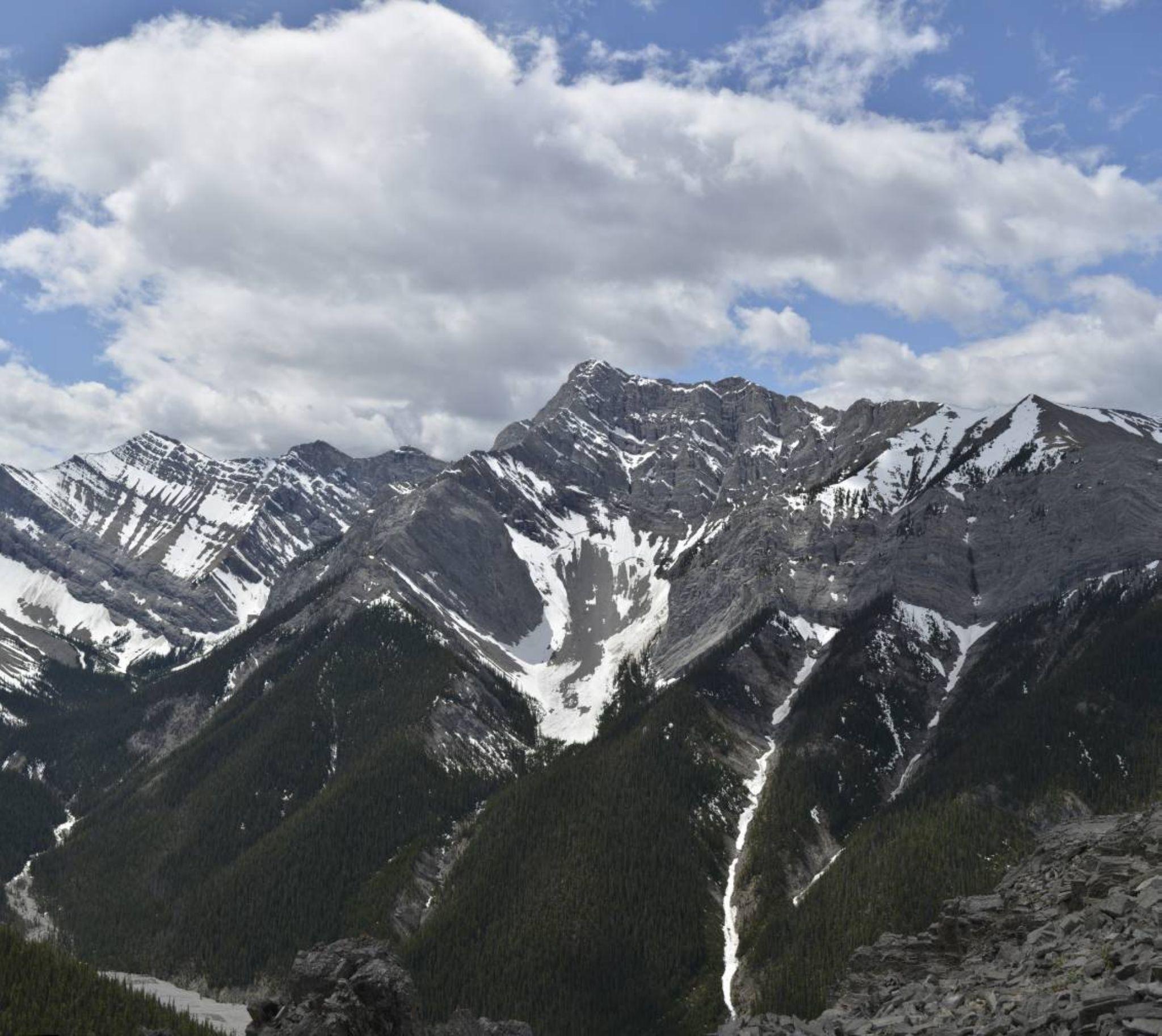 Wasootch Ridge by sandymacintosh