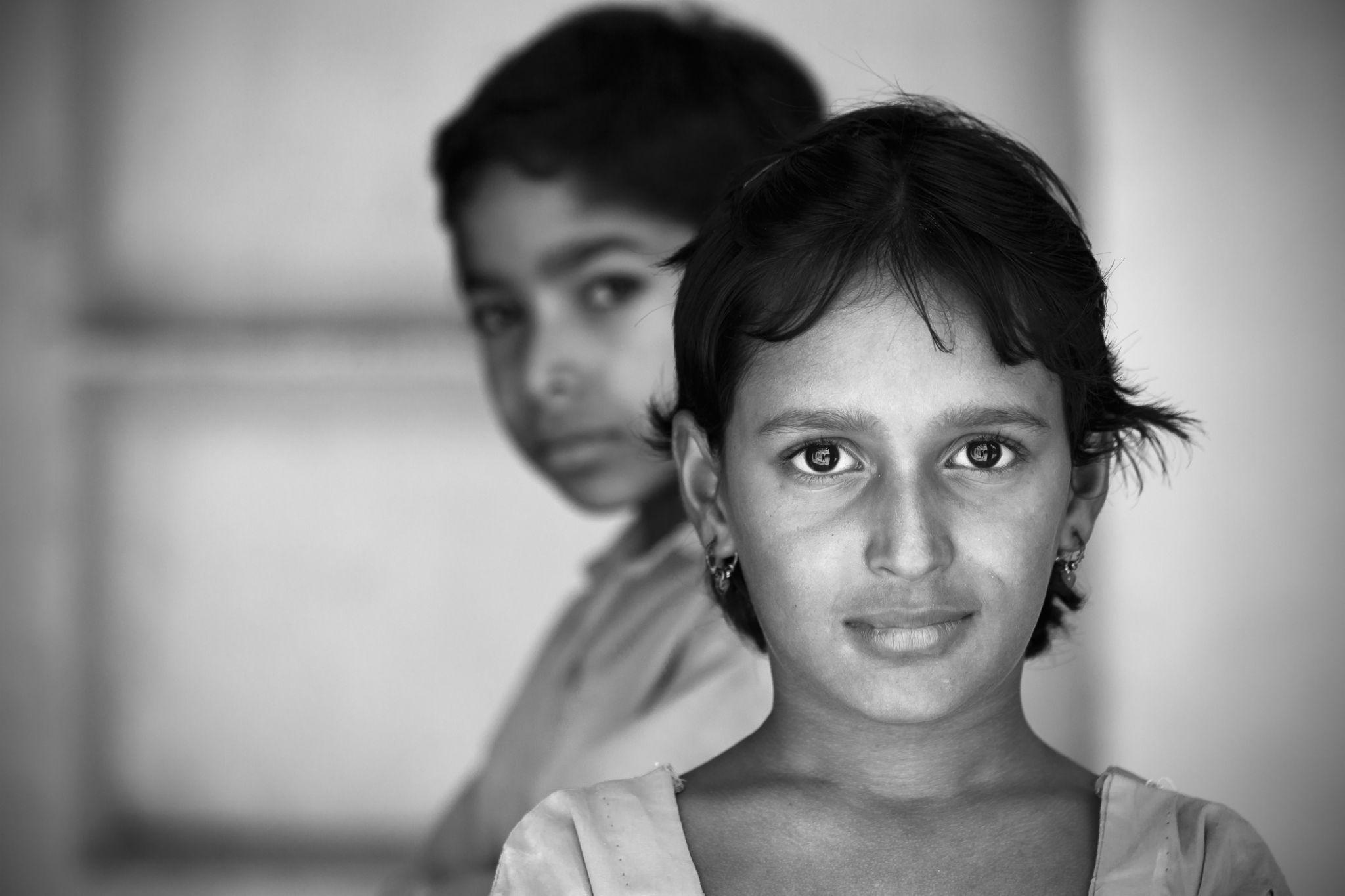 Indian Girl by Stilfoto