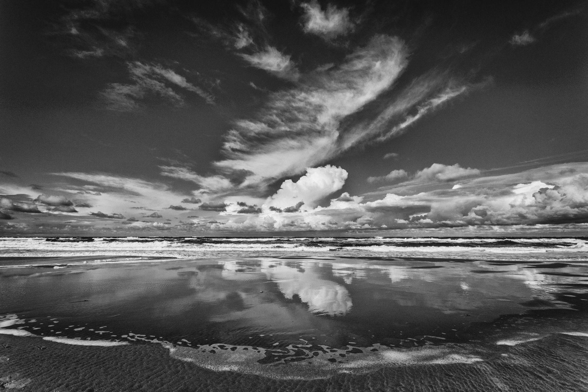 North Sea View by Stilfoto