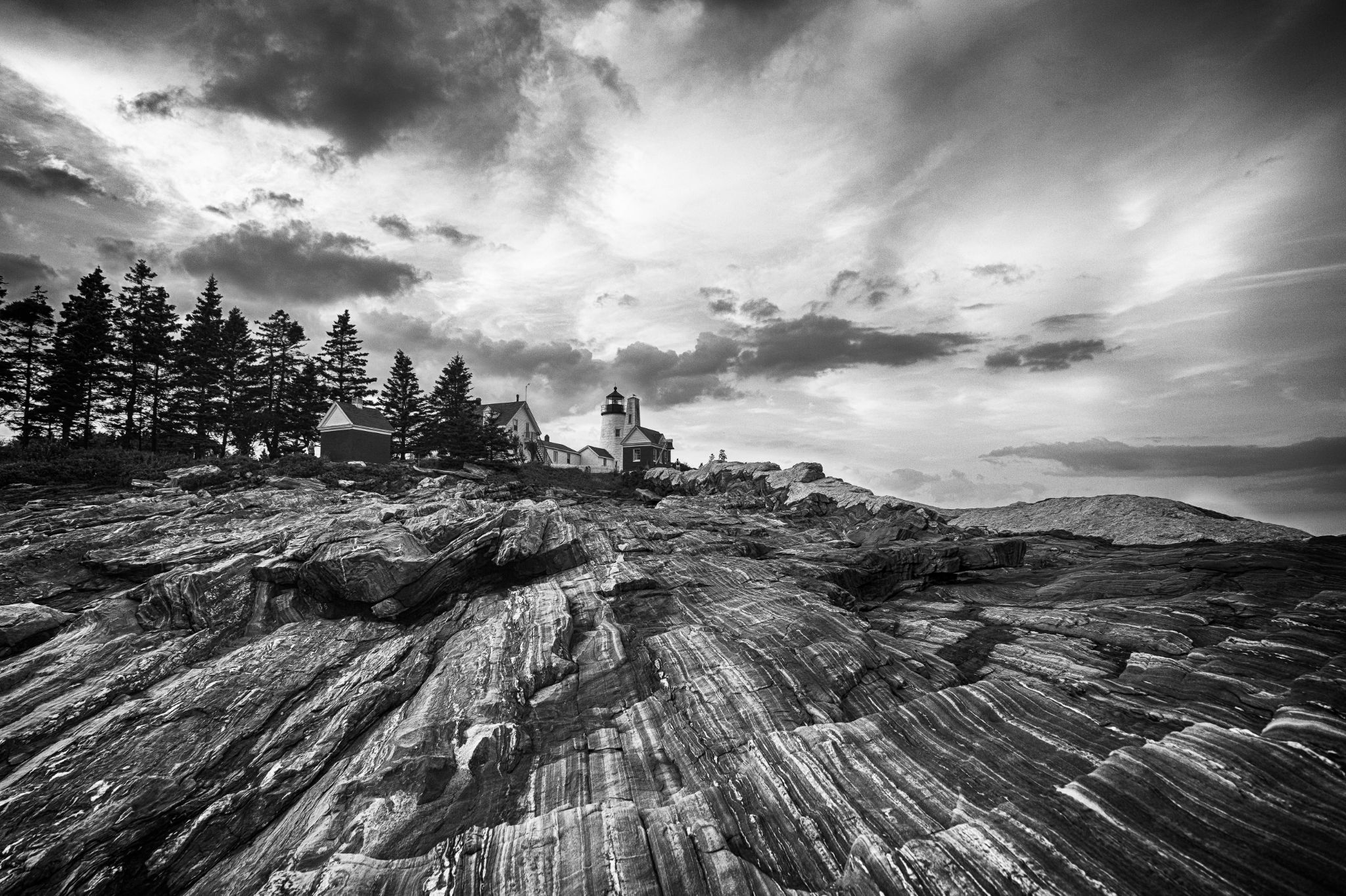 Pemaquid Point Lighthouse by Stilfoto