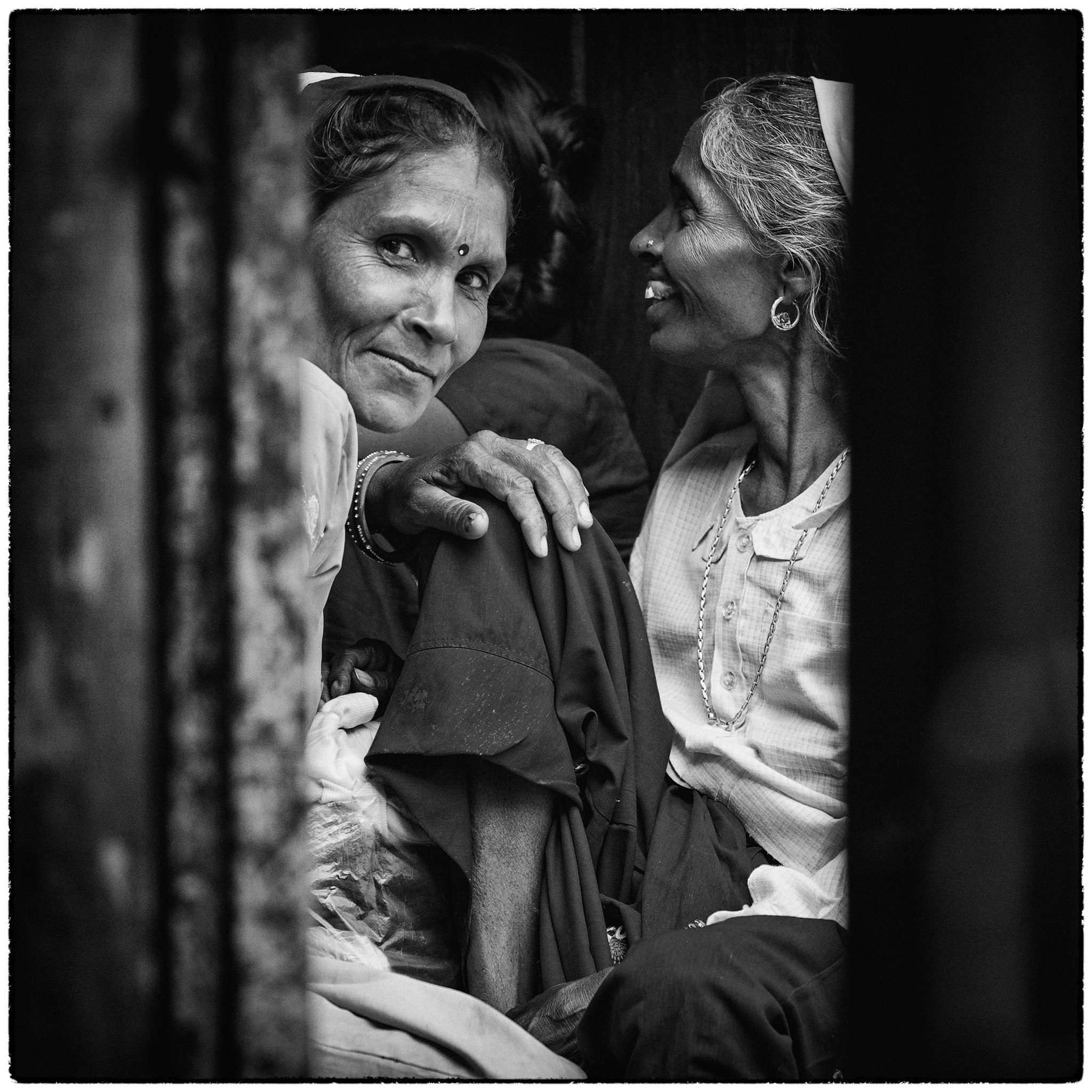 In the Doorway by Stilfoto