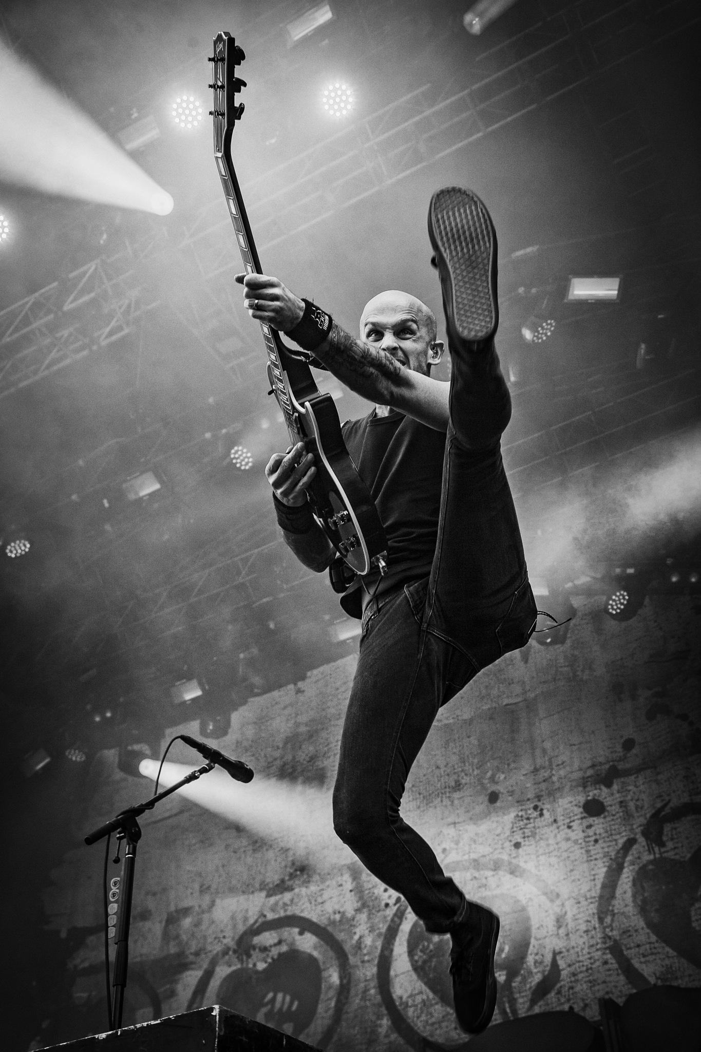 Rise Against II by Stilfoto