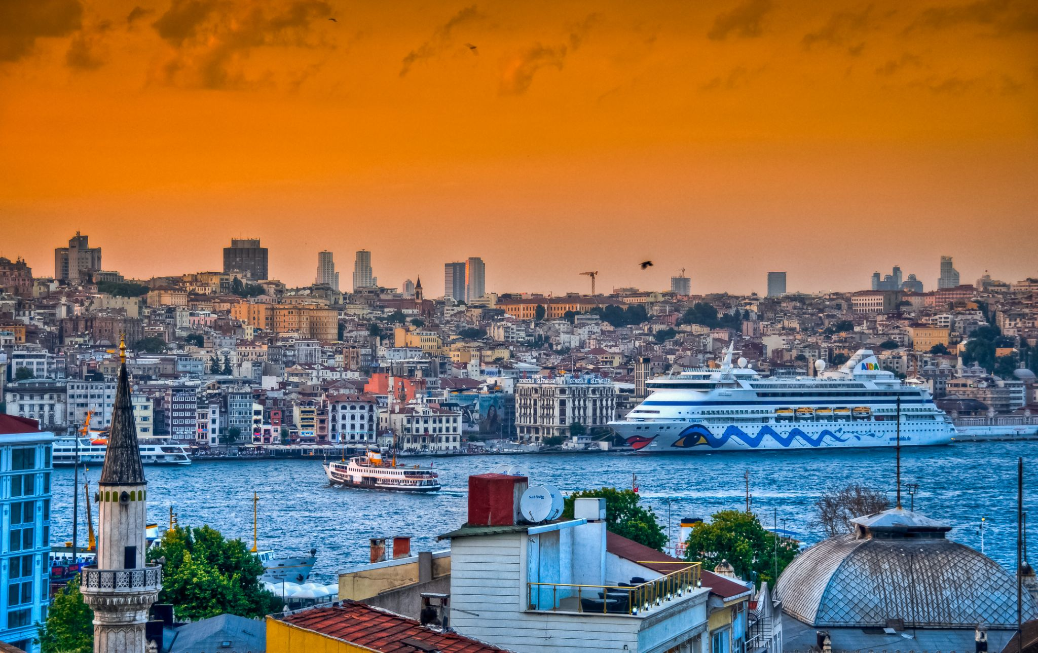 Istanbul by Eduard Andrica