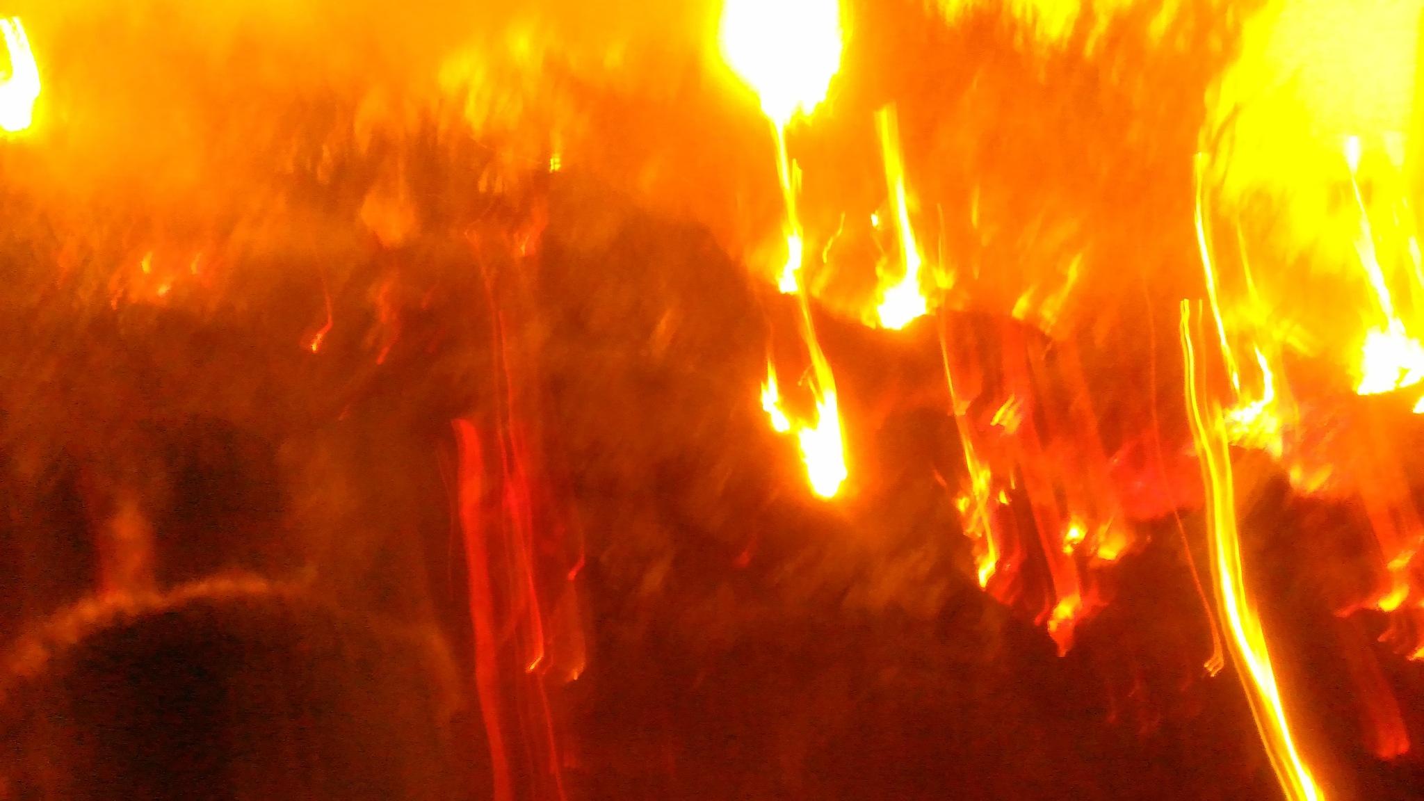Bonfire by Pedro