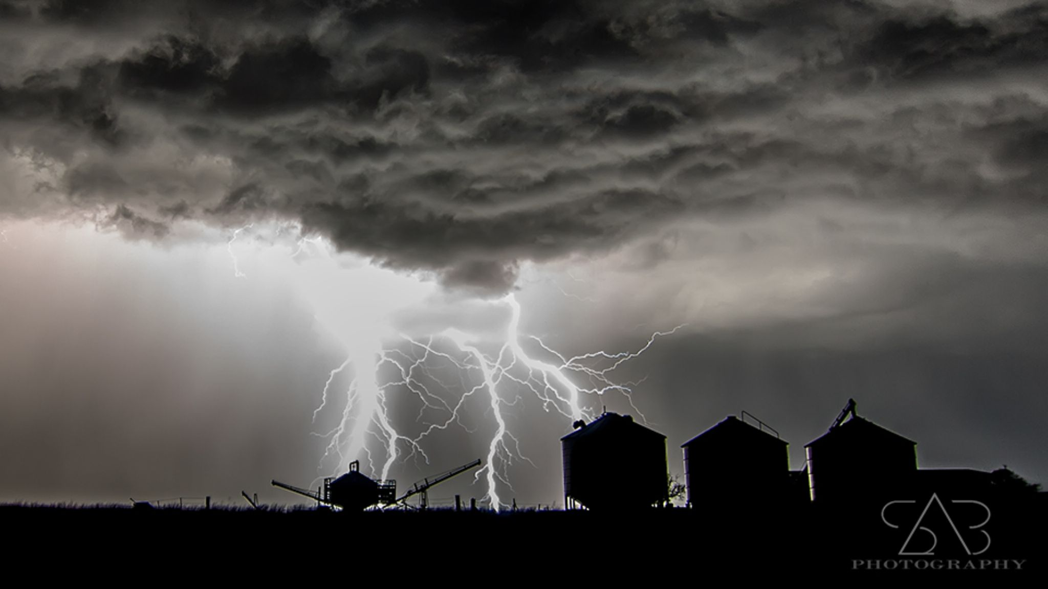 storm on the farm by steven.bunter