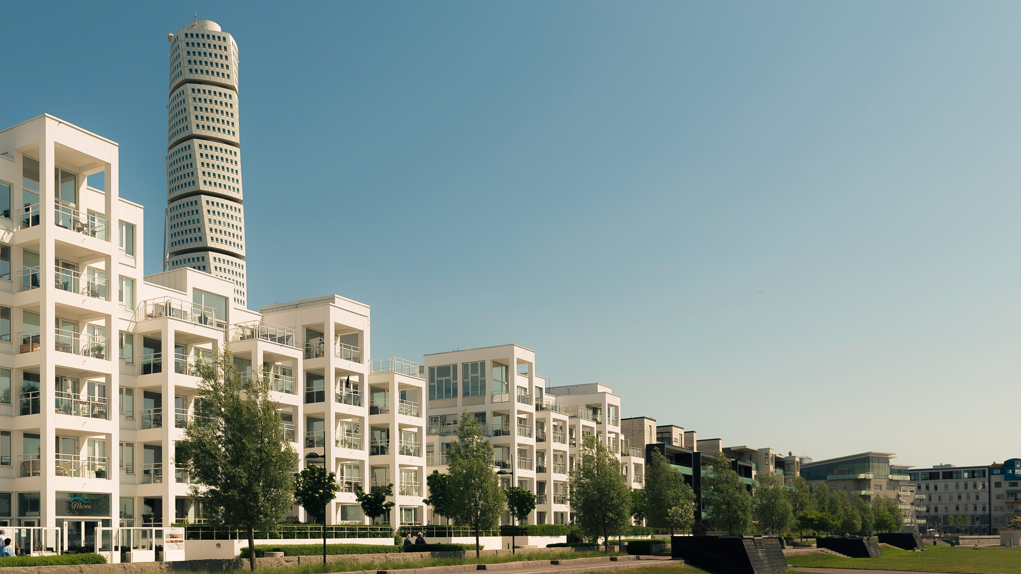Turning Torso by wow-hunter
