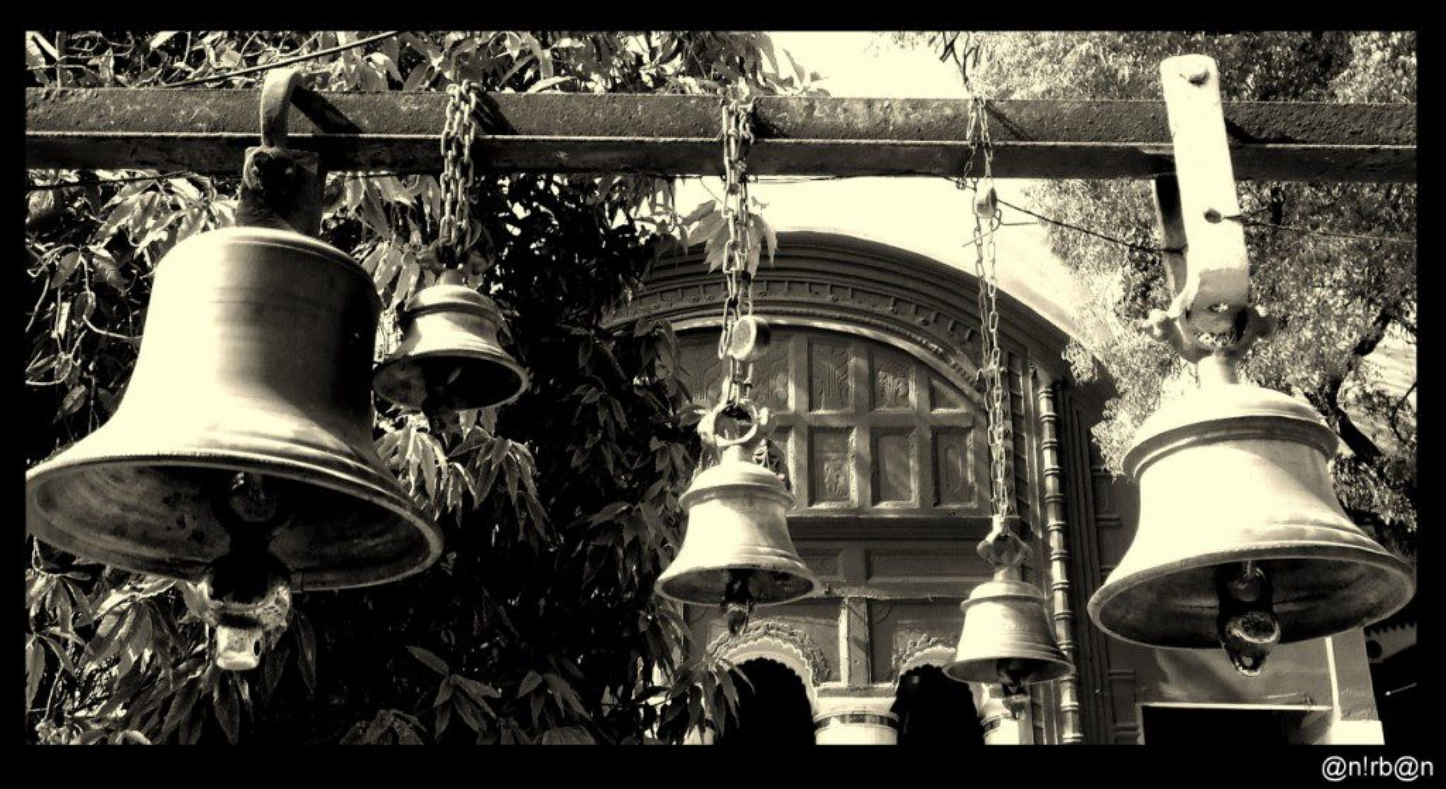 Bells by bhorersurya