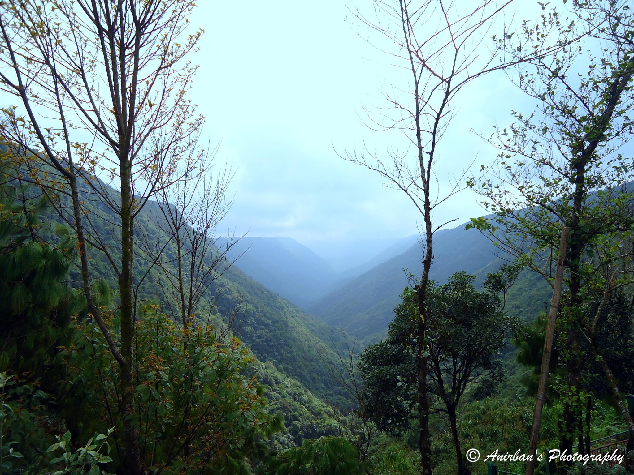 Khasi Hills by bhorersurya