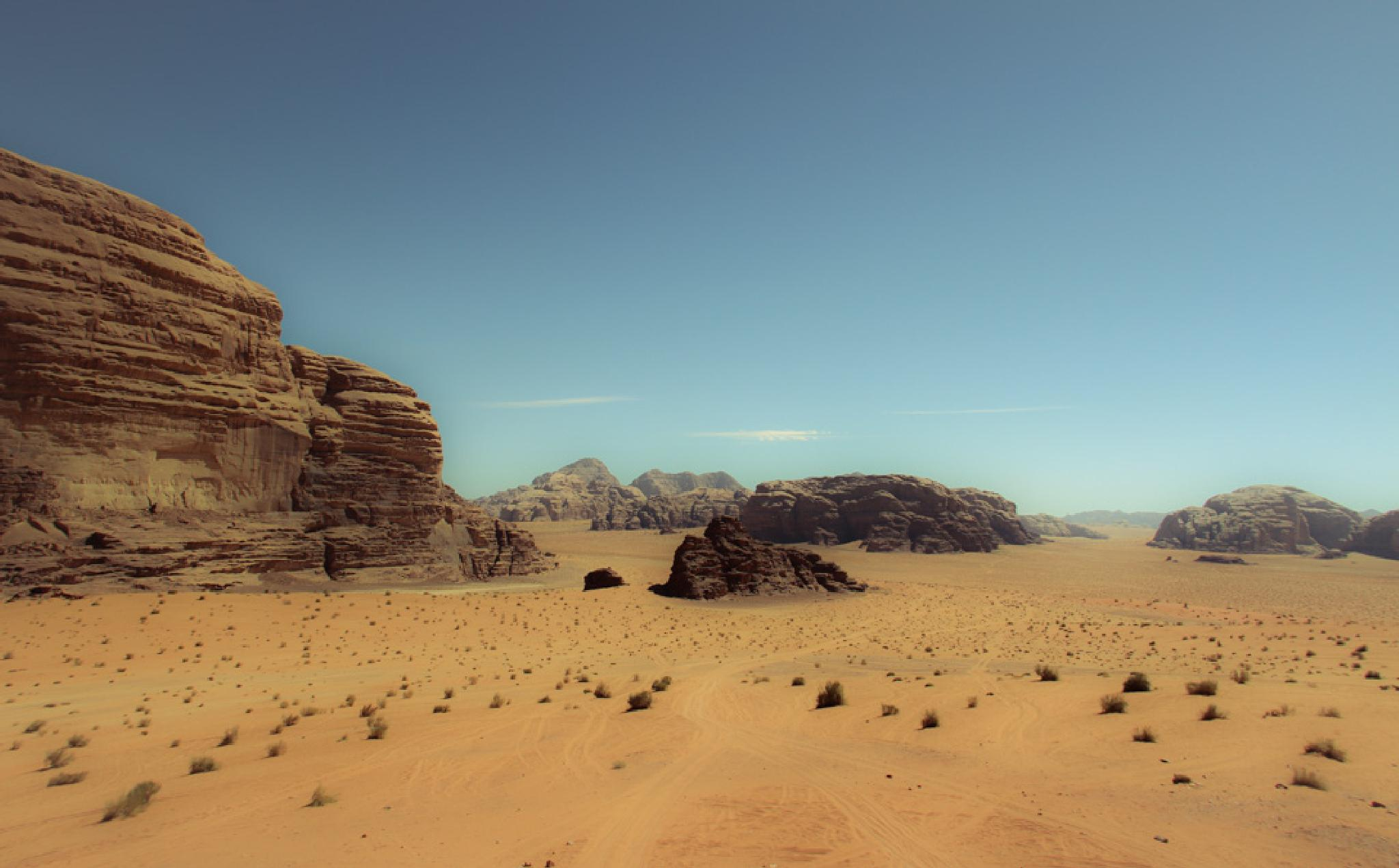 Photo in Travel #jordan #wadi rum #desert