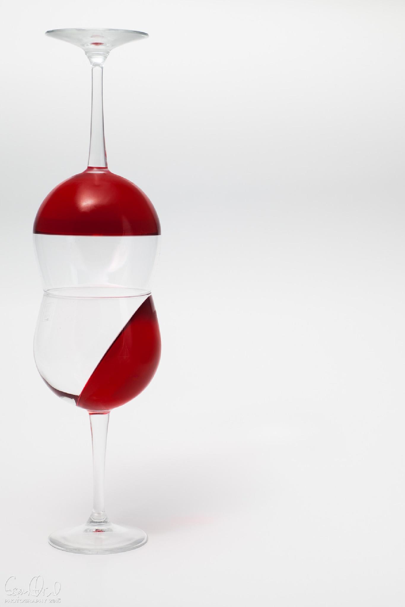 Upside wine by Espen Ørud