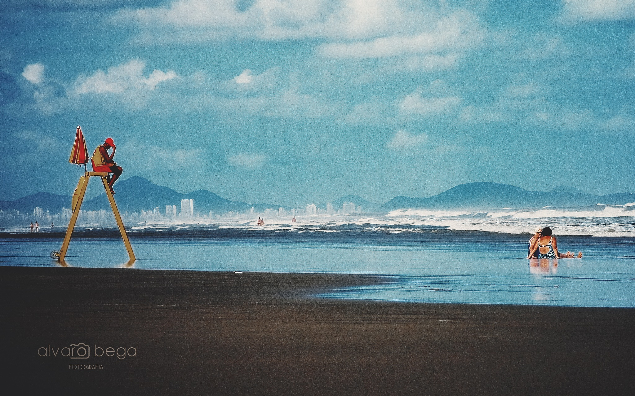 beach by alvarobega3