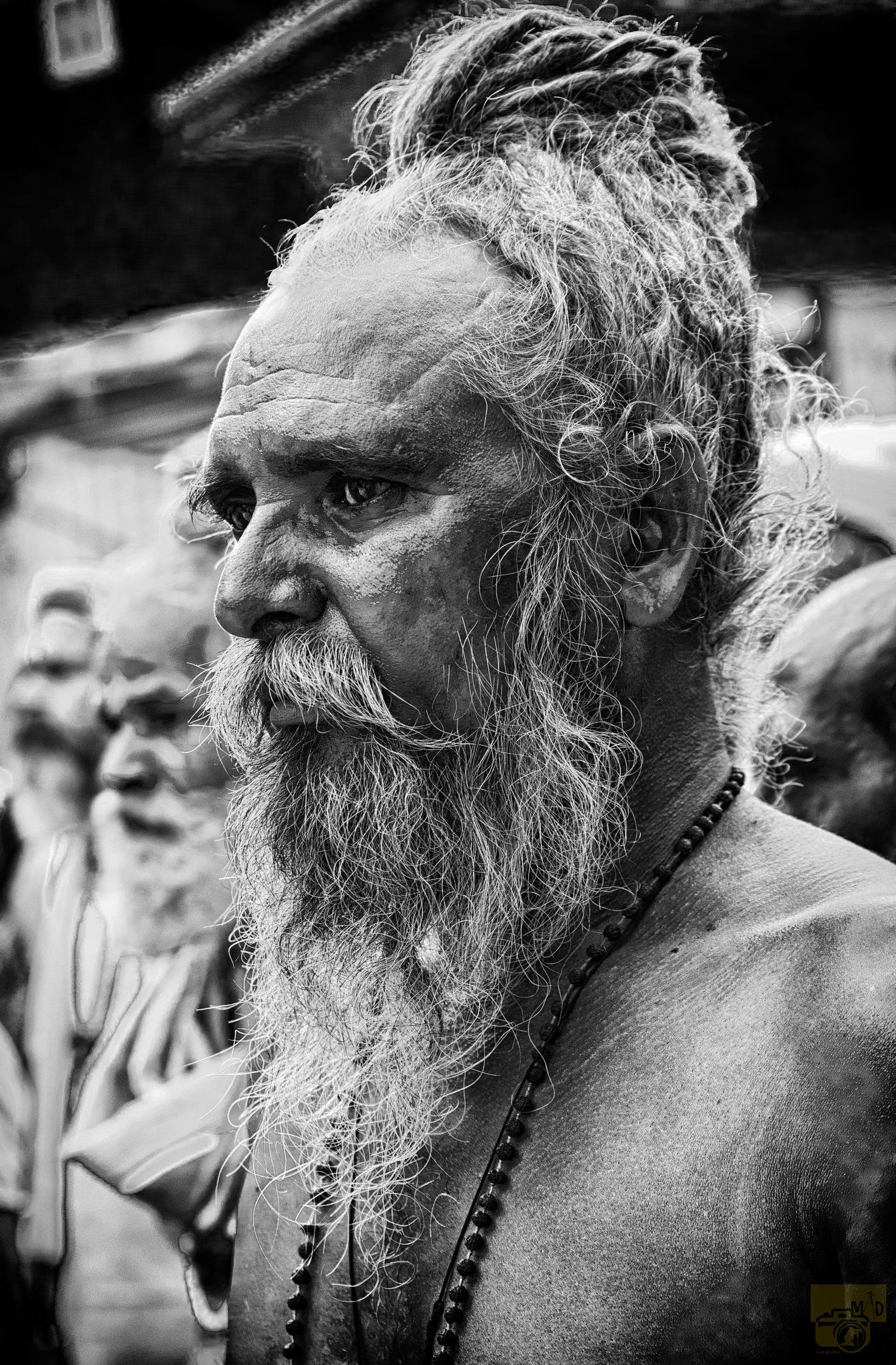 Kumbha Mela..India by arindam dhar