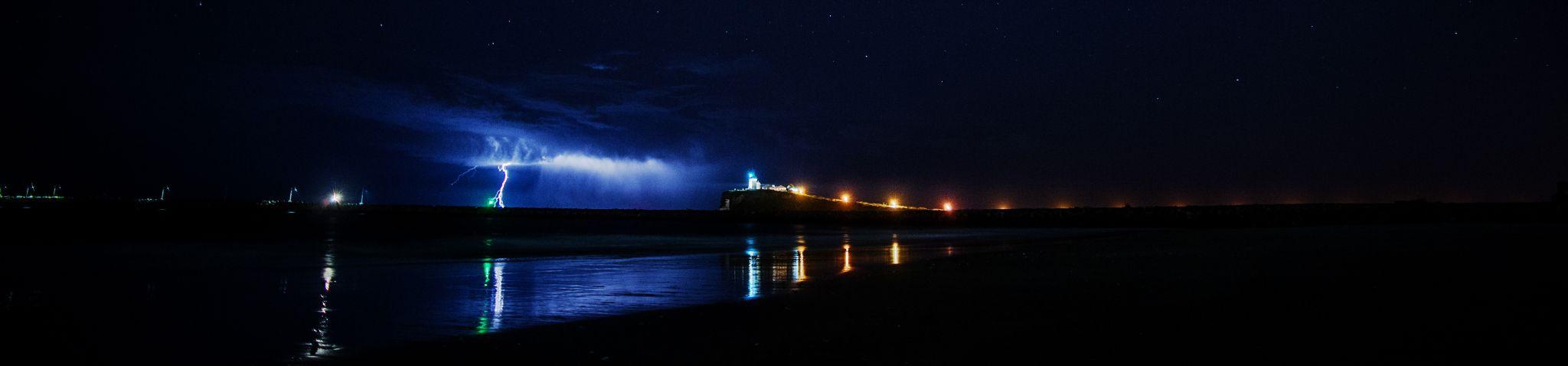 Lighthouse vs Lightning by Matej Kmet