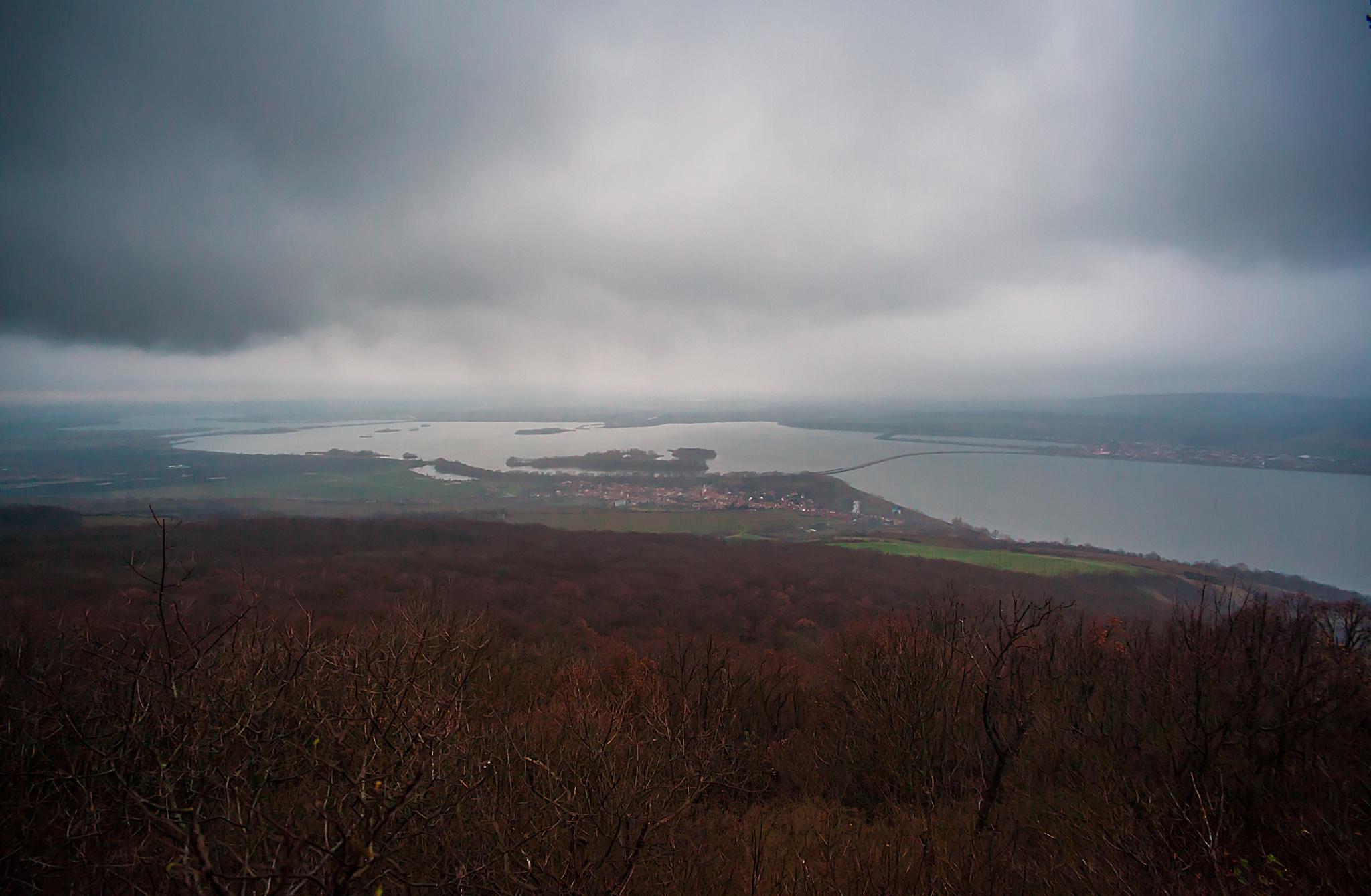 bad weather by Matej Kmet