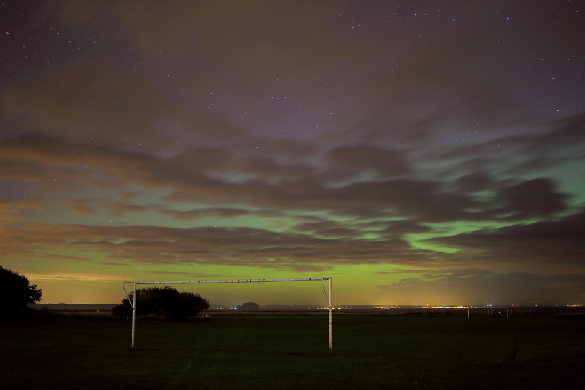 Goalposts by Martin McHale