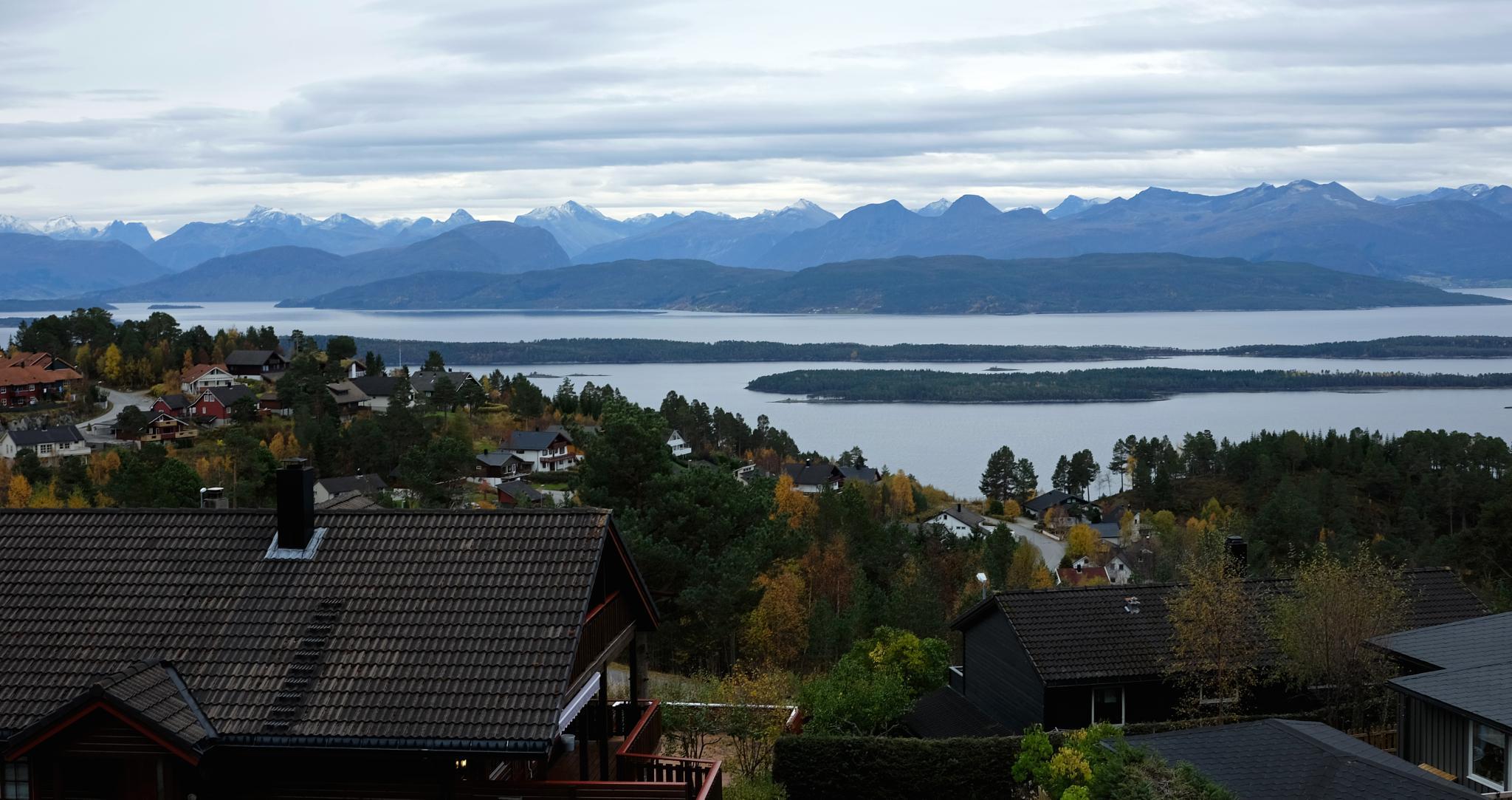 Autumn in Molde, Norway!  by SveinMMortensen