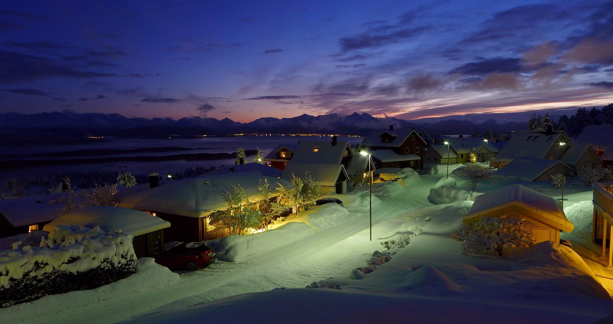 Winter wonderland!  by SveinMMortensen