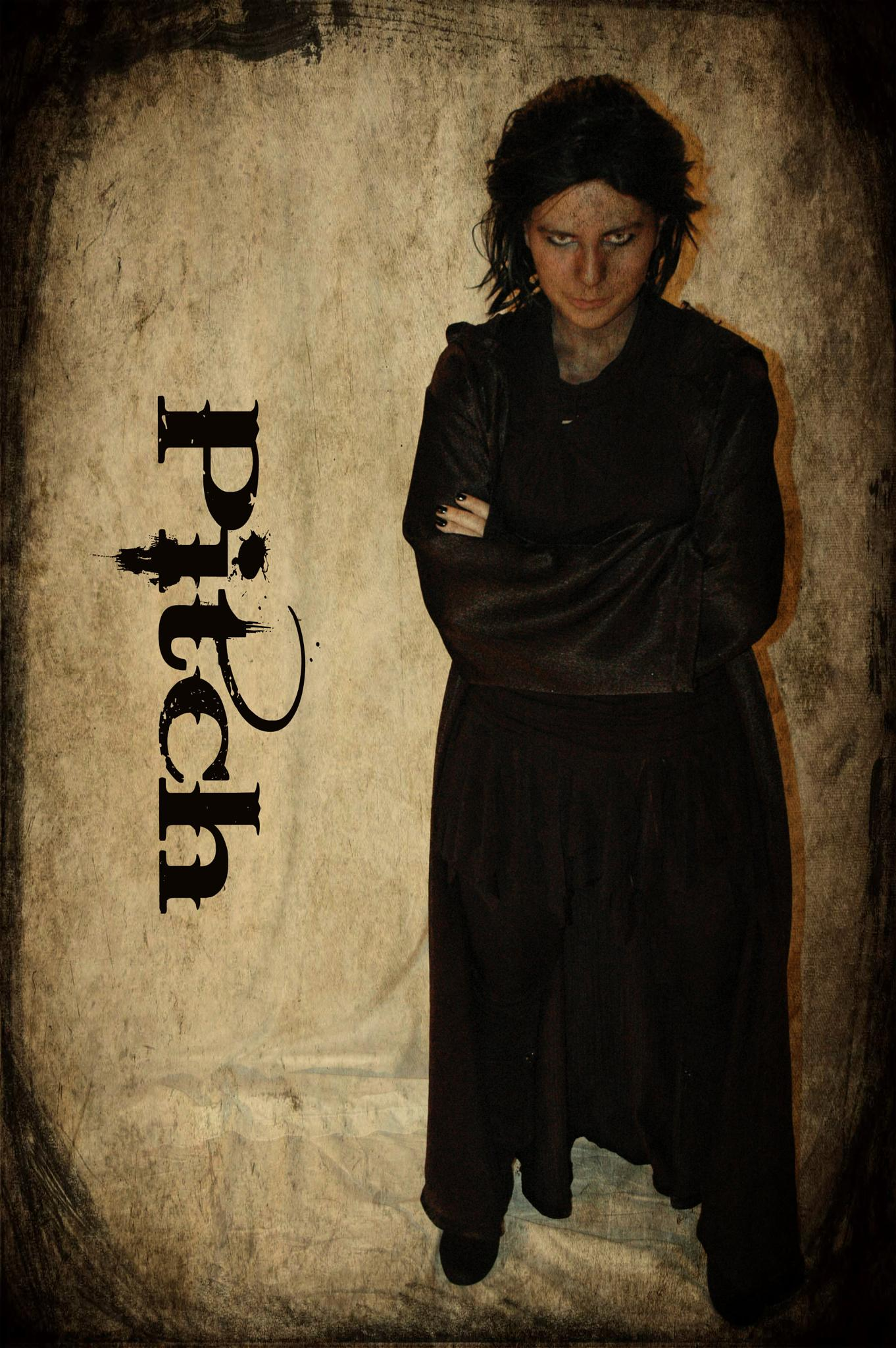 Photo in Portrait #pitchblack #costume #riseofthegaurdians
