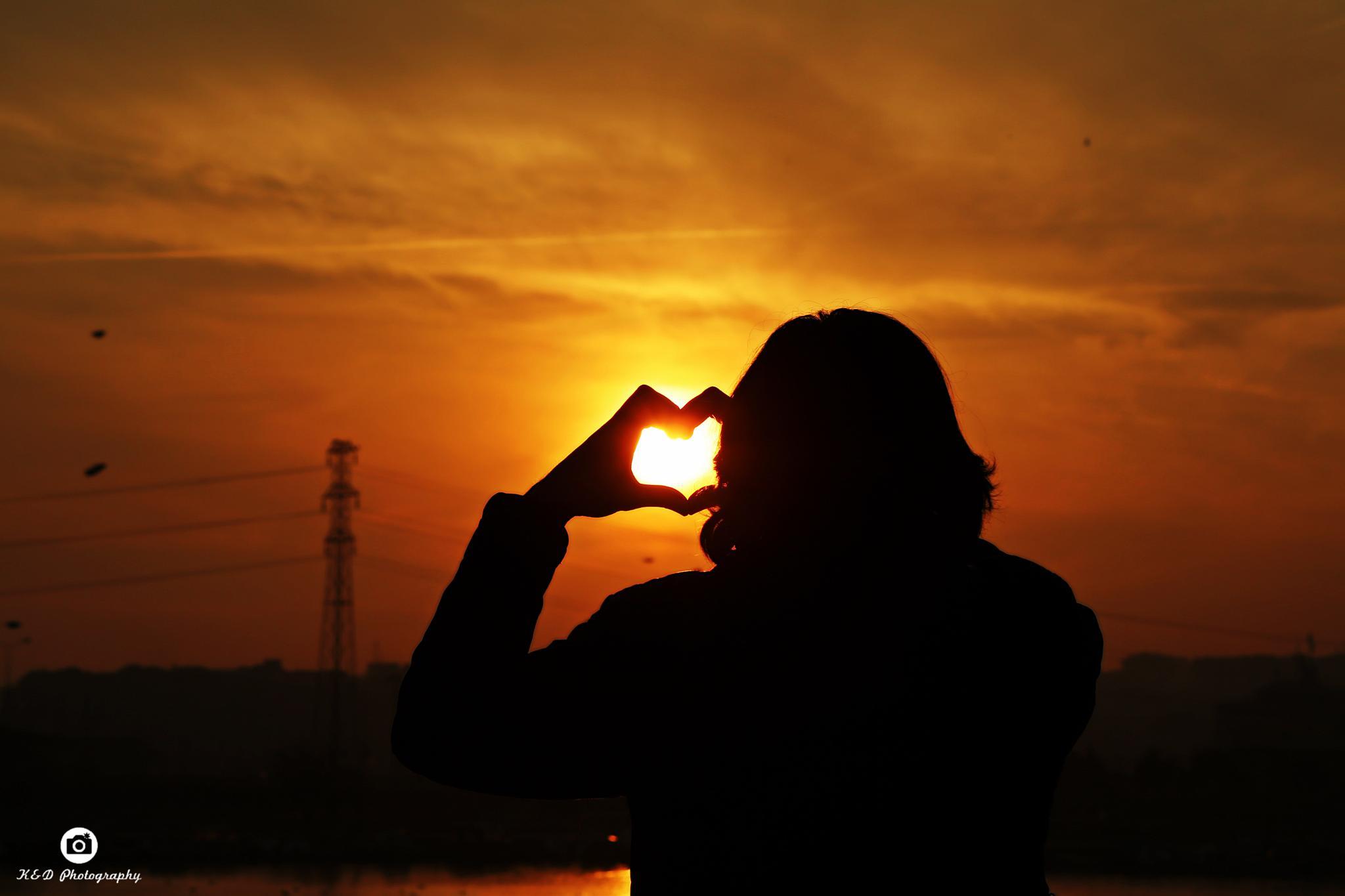 Sunset-love by KIVANÇ CANGÜLENÇ
