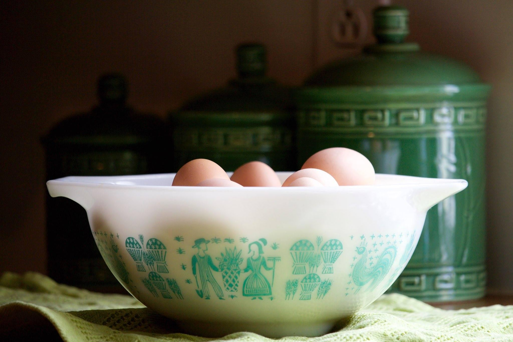 vintage bowl  by kim.trevors