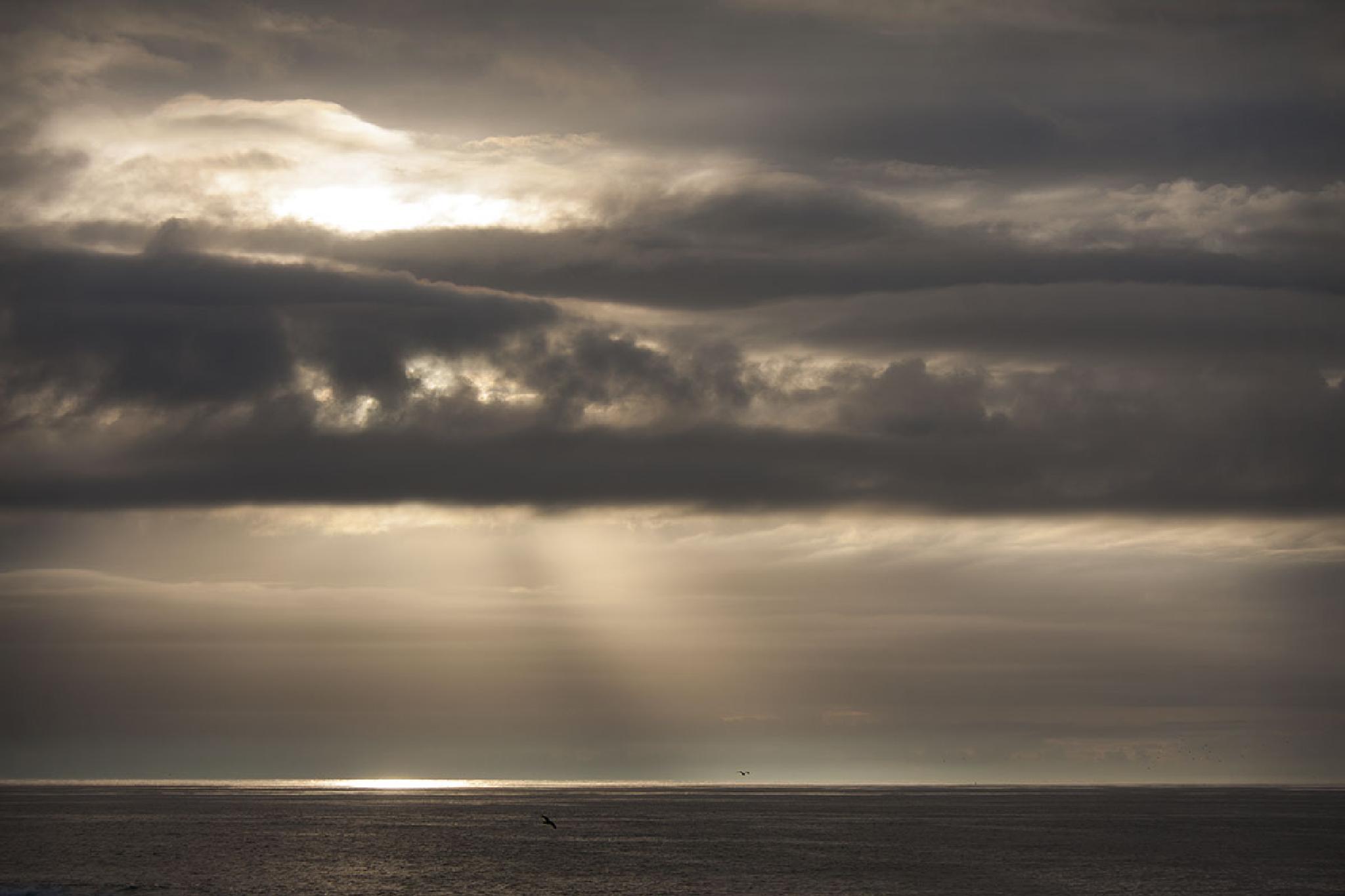 Ocean Light by hassner